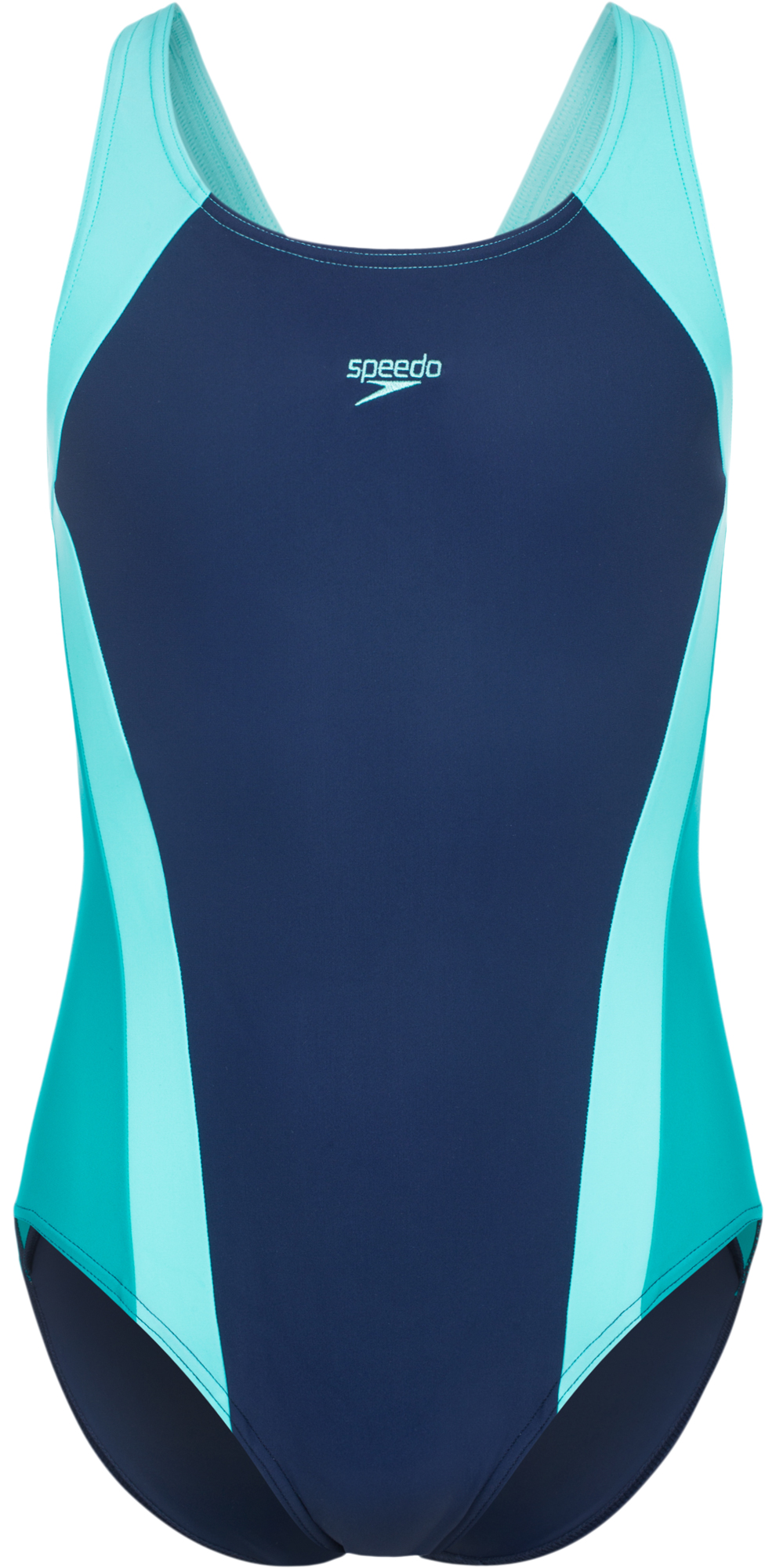 Speedo Купальник для девочек Speedo Contrast Panel speedo sp473duicm58