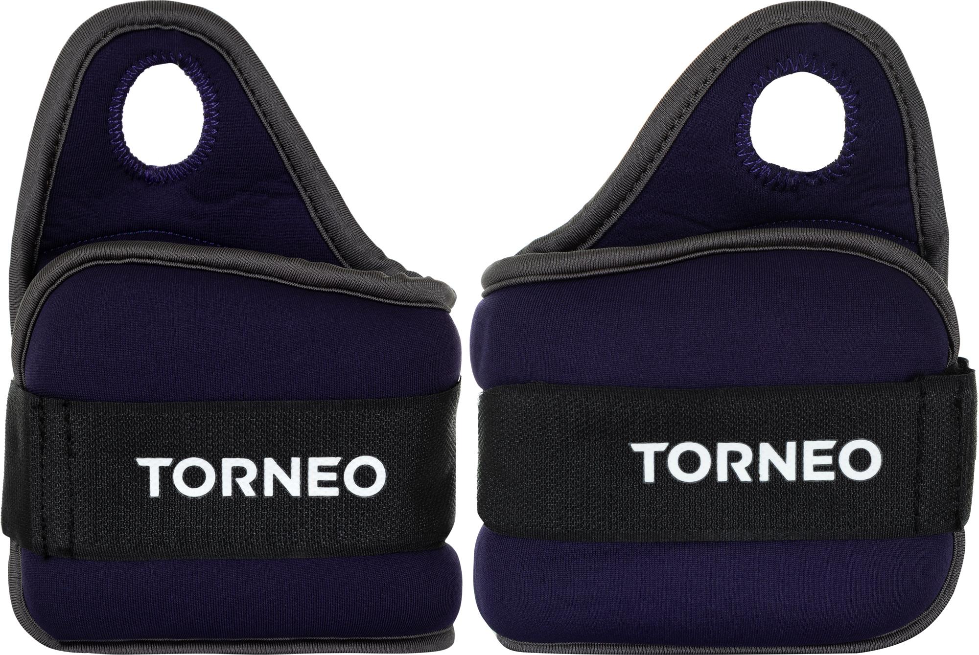 Torneo Утяжелители Torneo, 2 х 1,5 кг