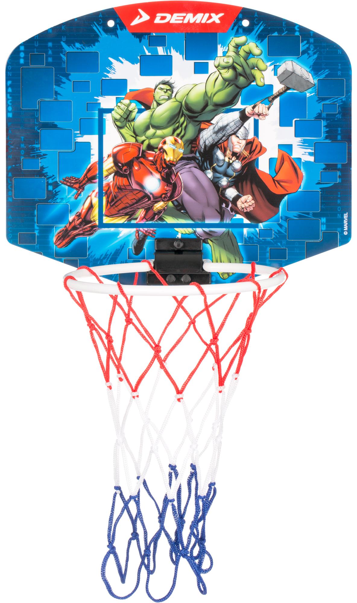 Demix Набор для баскетбола: мяч и щит