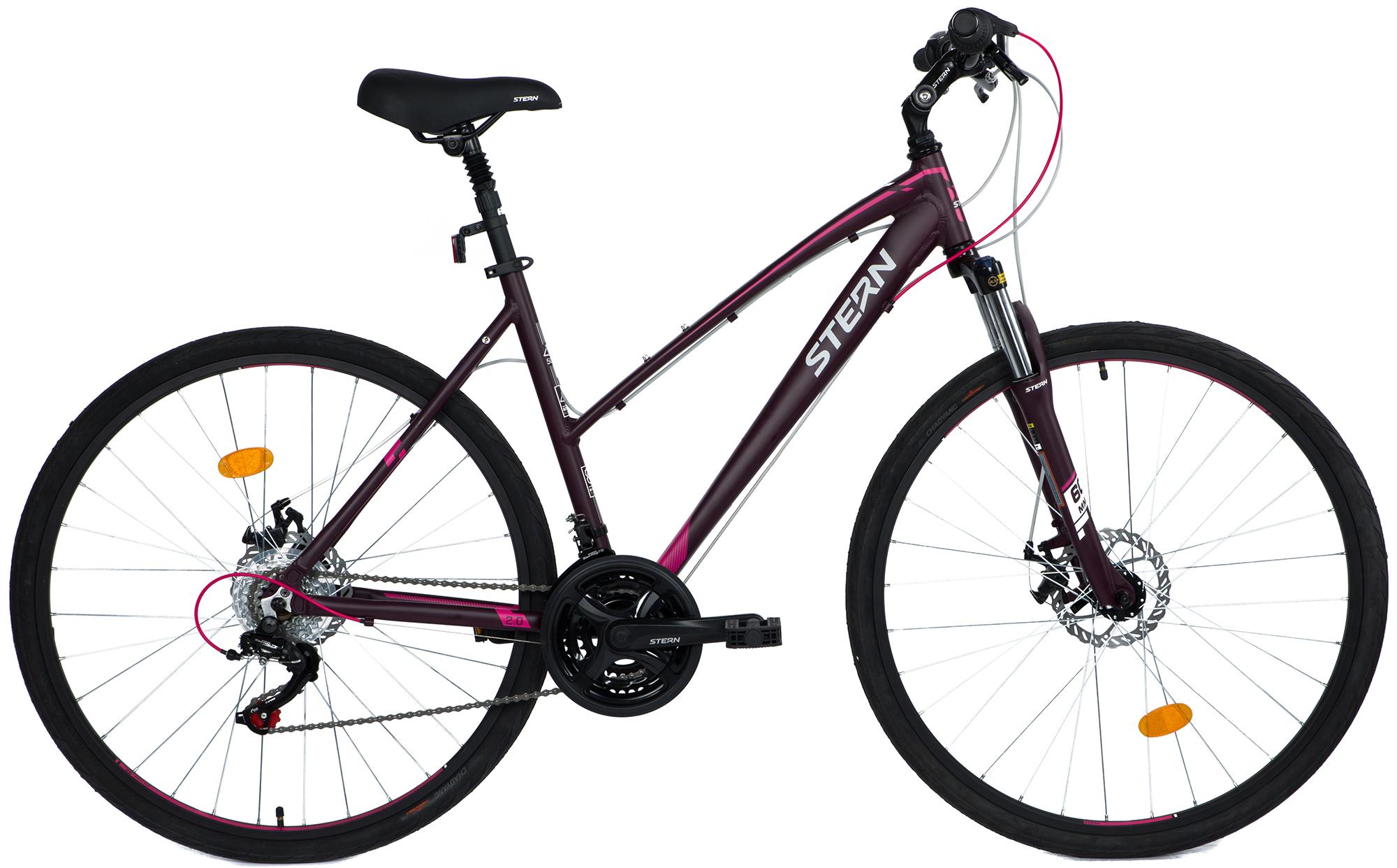 Stern Велосипед городской женский Stern Urban 2.0 Lady 28 велосипед ghost square urban 2 2016