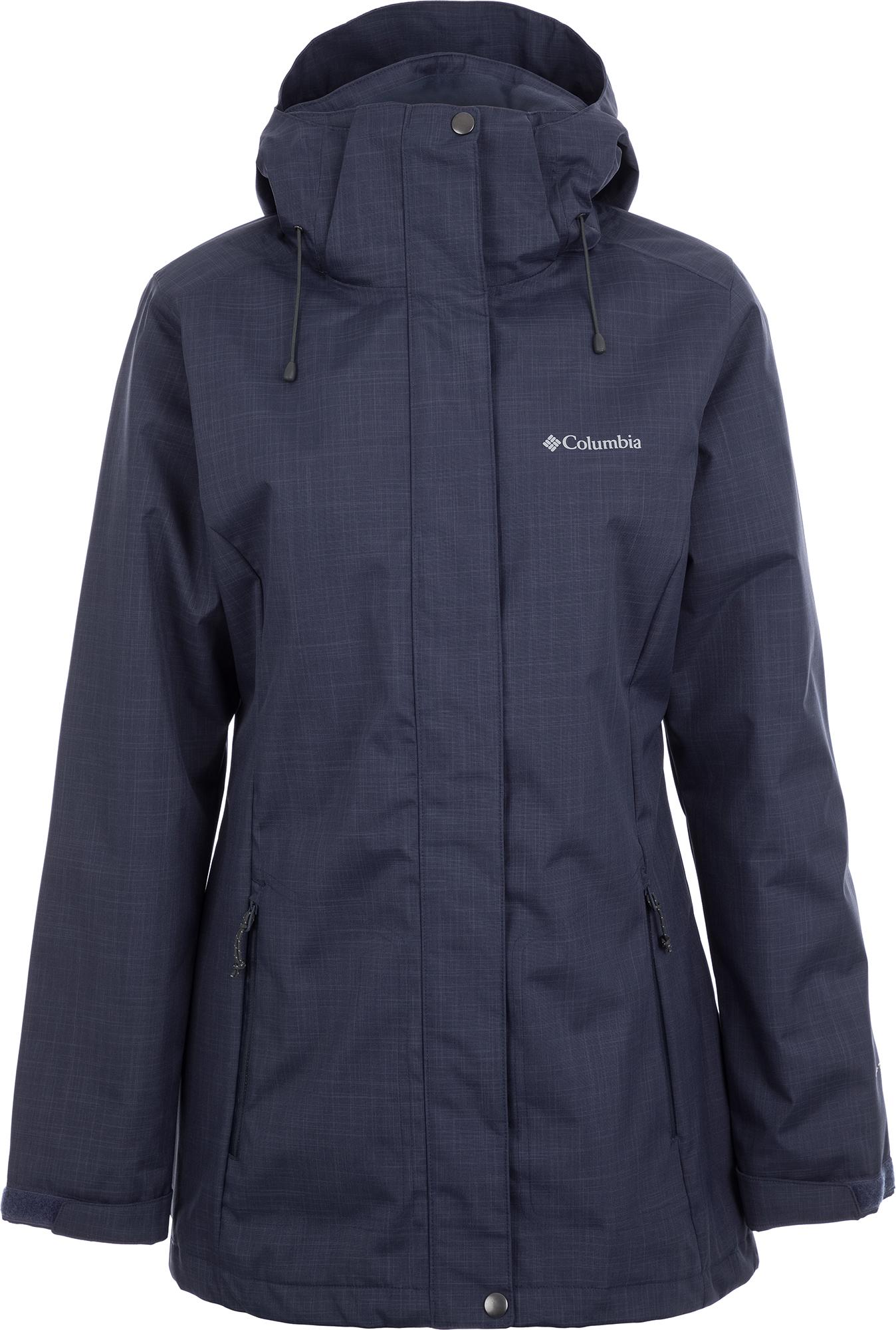 Columbia Куртка утепленная женская  Icy Cape Insulated, размер 50
