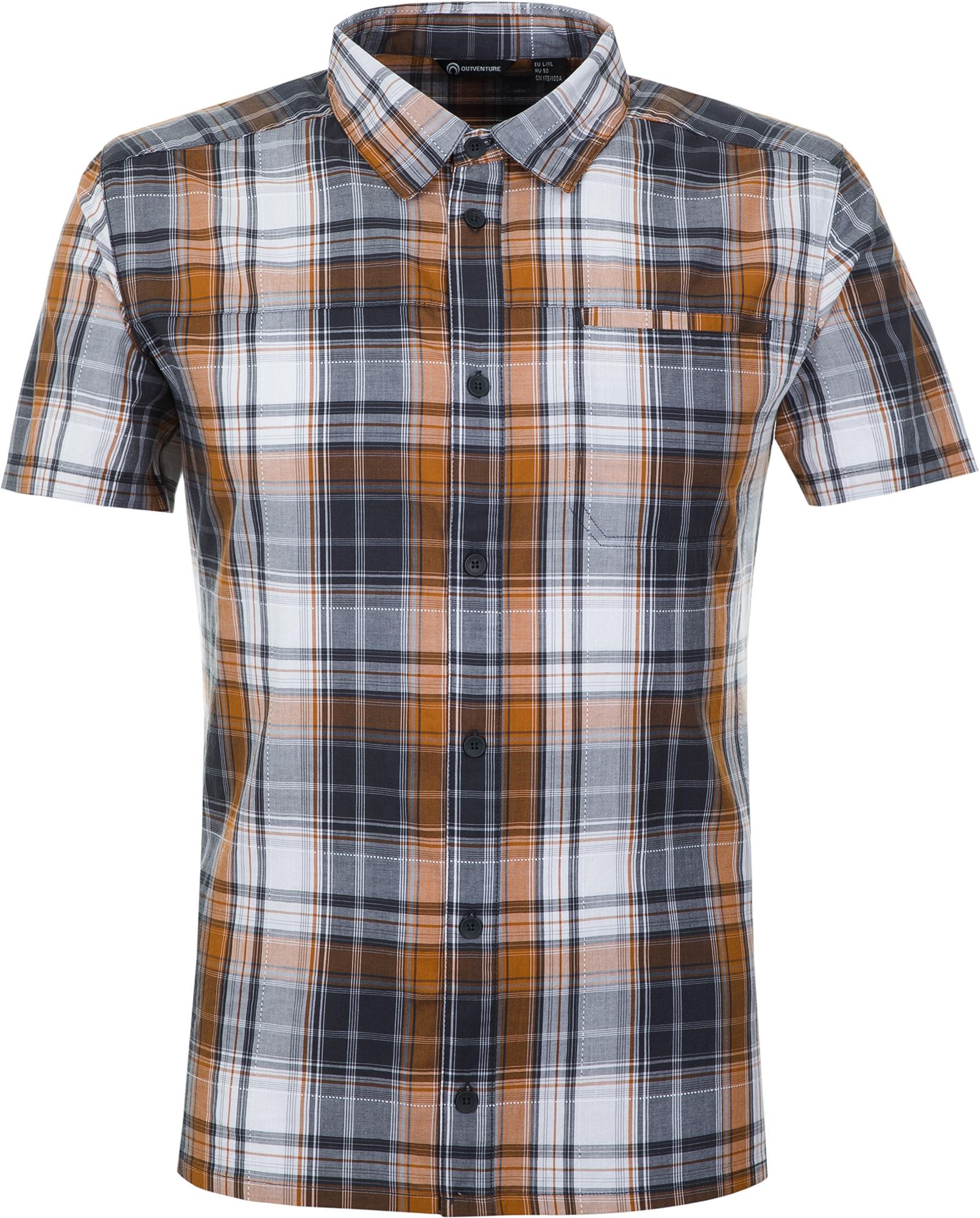 Outventure Рубашка мужская Outventure, размер 58 недорго, оригинальная цена