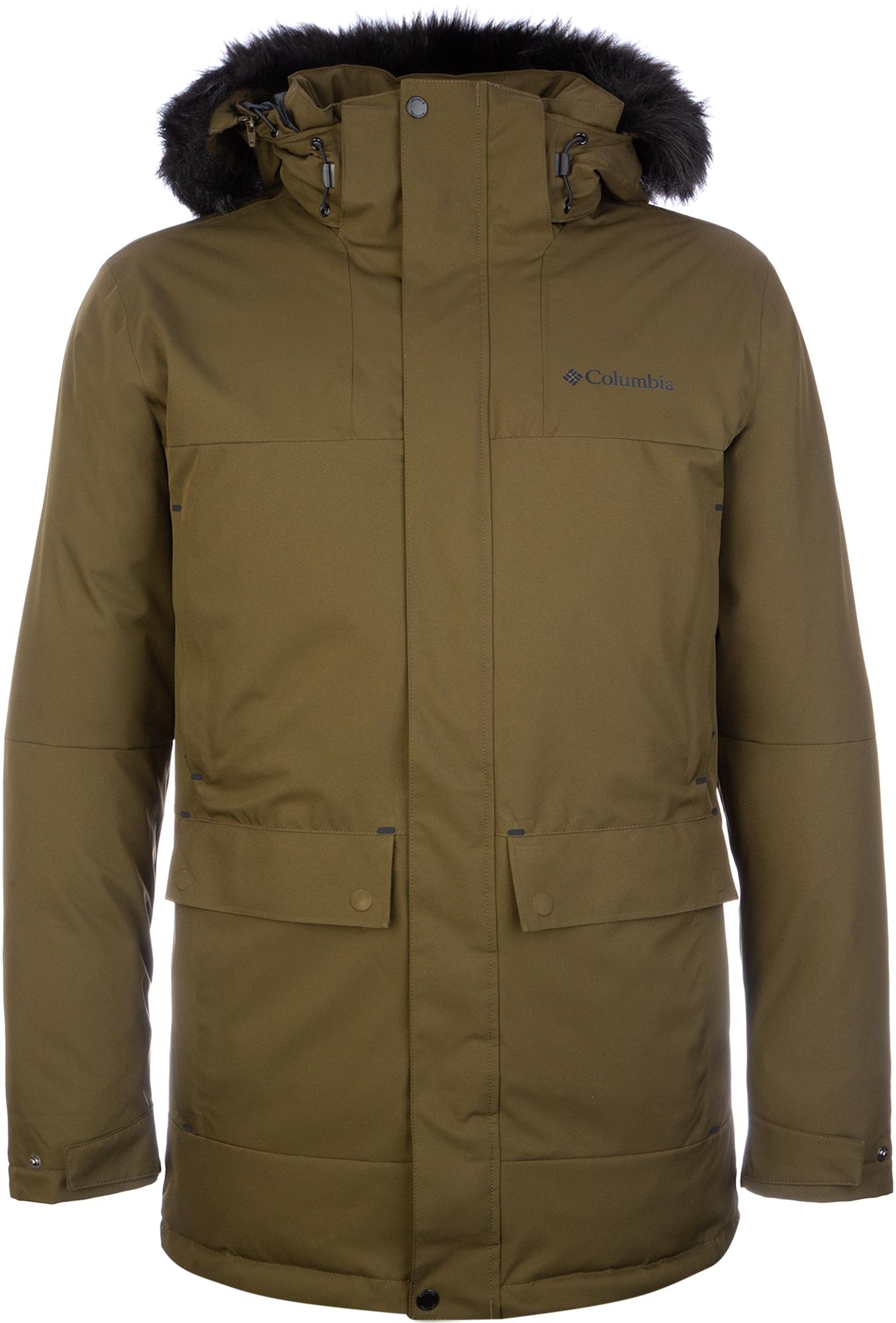 Columbia Куртка пуховая мужская Winter Rebellion, размер 46