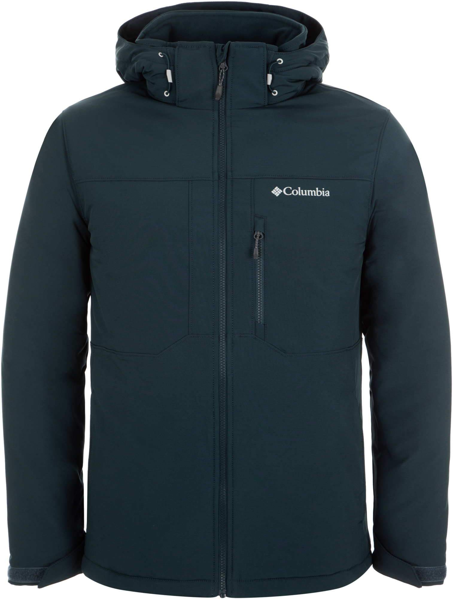 Columbia Куртка утепленная мужская Sumner Summit, размер 56