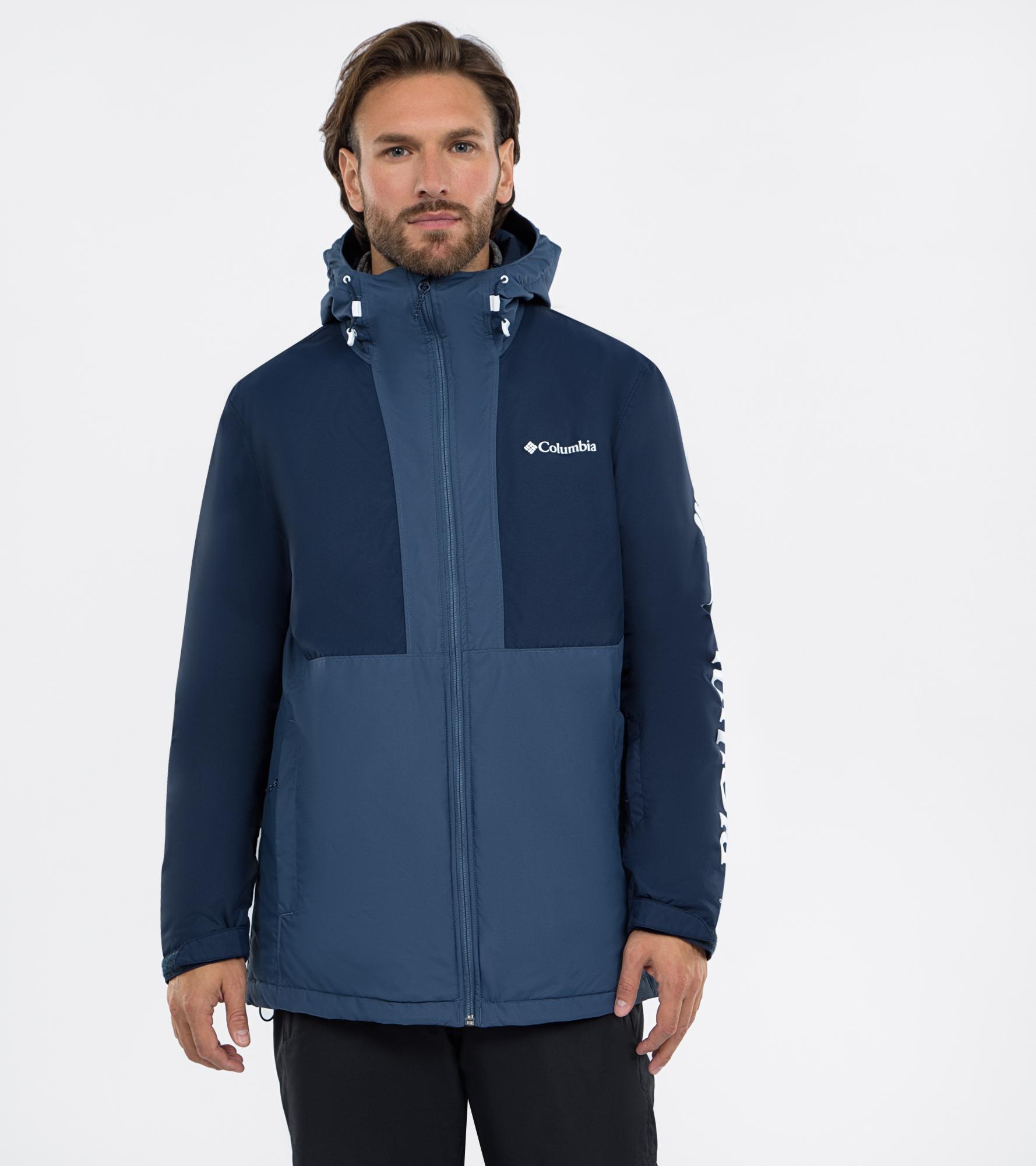 Columbia Куртка утепленная мужская Timberturner, размер 52-54