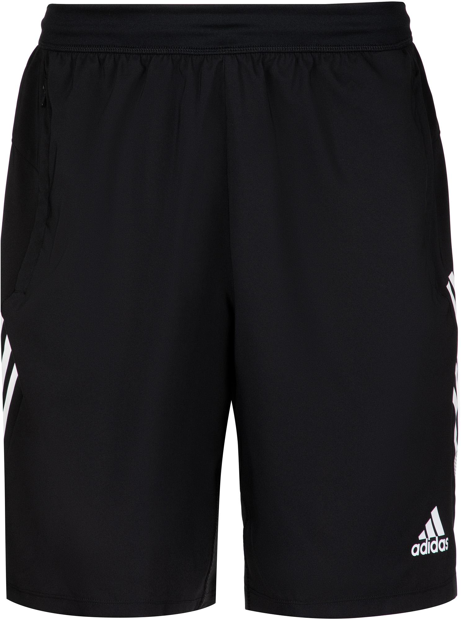 Adidas Шорты мужские adidas, размер 52-54 шорты для тенниса мужские adidas uncontrol climachill цвет черный b45842 размер l 52 54