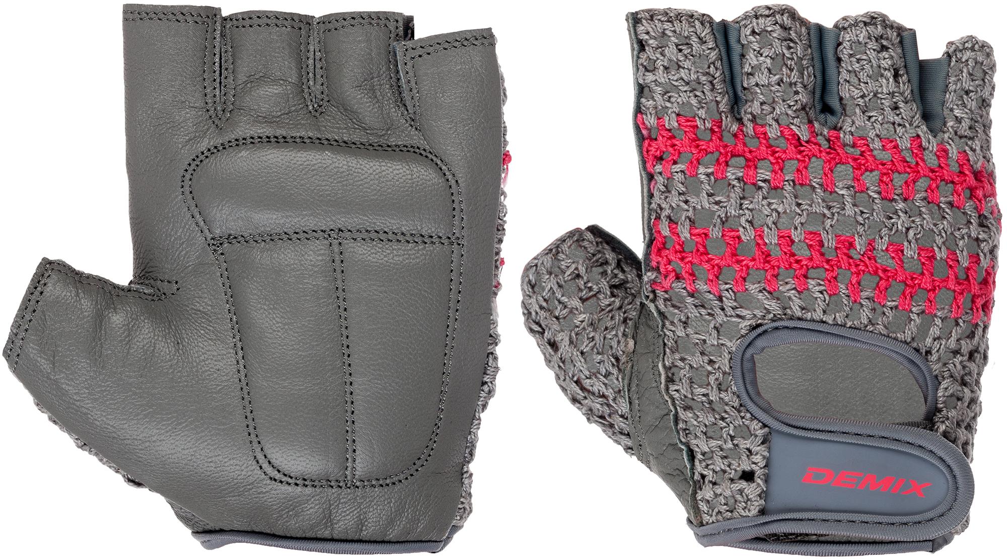 Demix Перчатки для фитнеса Demix, размер M цена