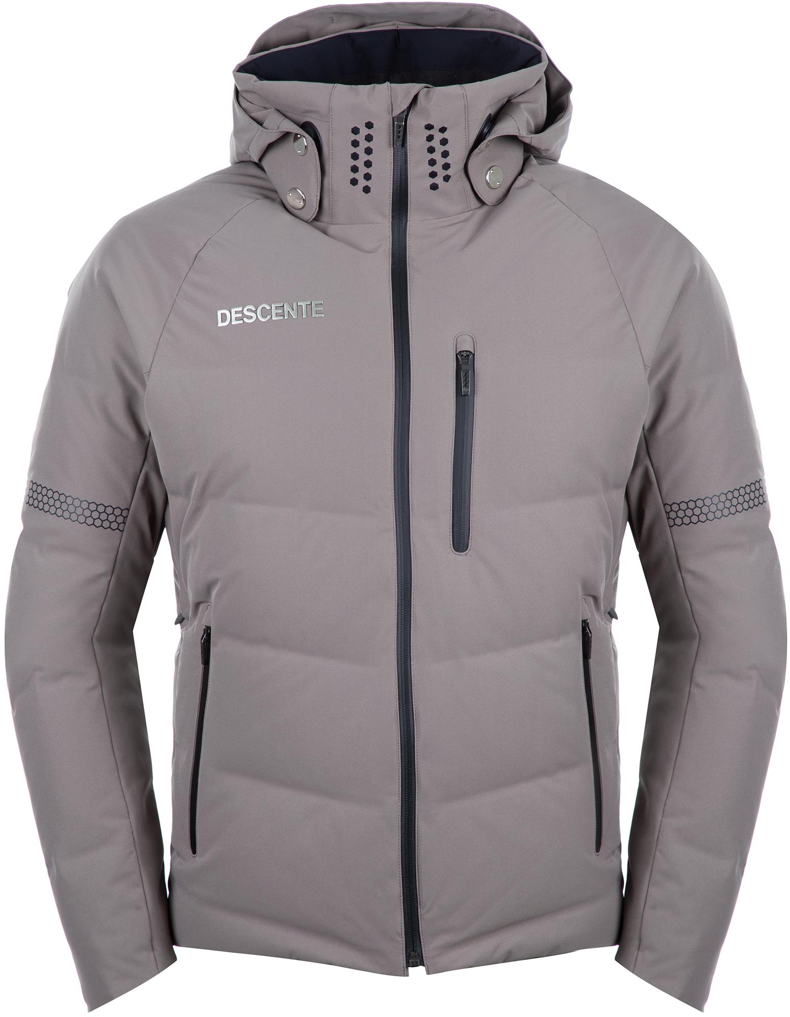 Descente Куртка пуховая мужская Swiss, размер 58