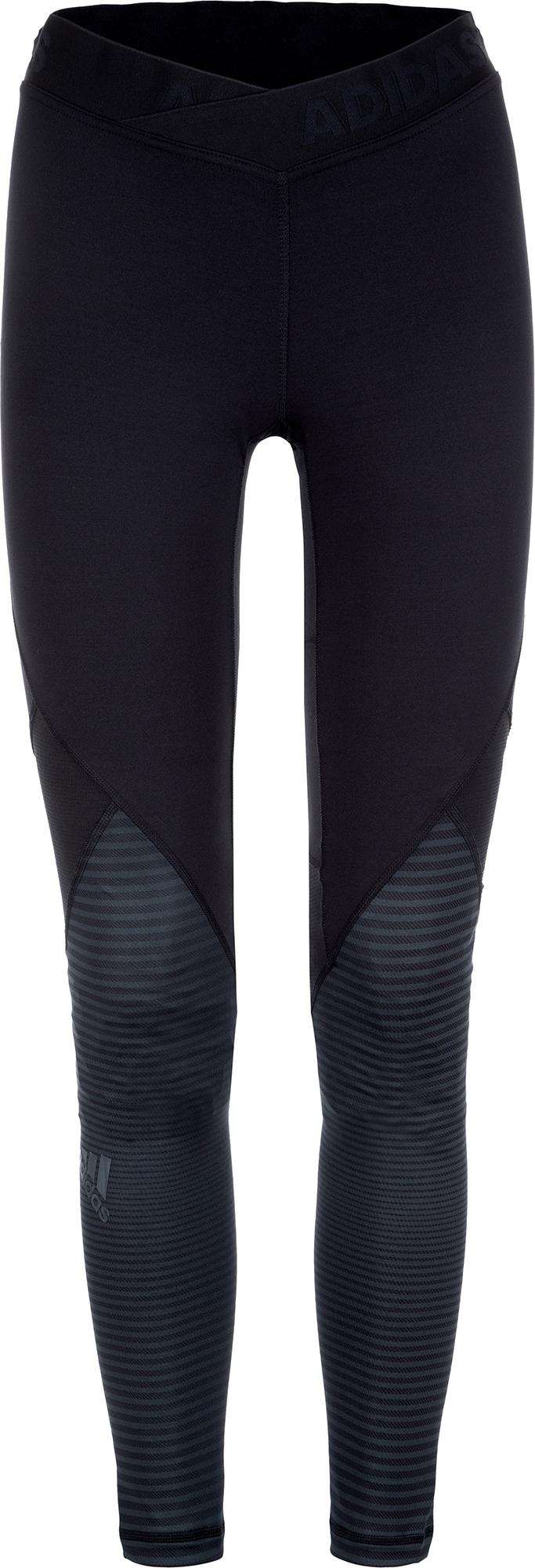 Adidas Легинсы женские Adidas Alphaskin Sport Climawarm, размер 46-48