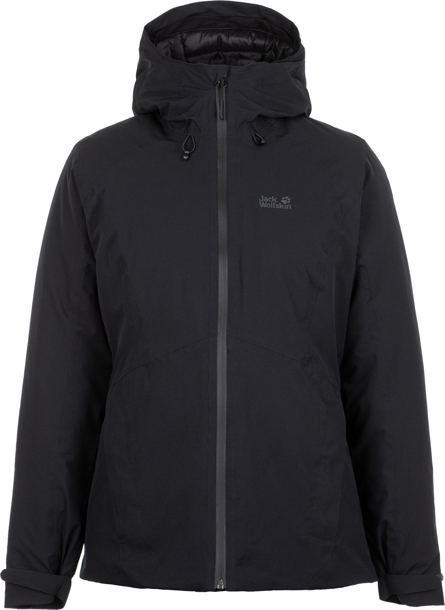 Jack Wolfskin Куртка утепленная женская Argon, размер 52-54