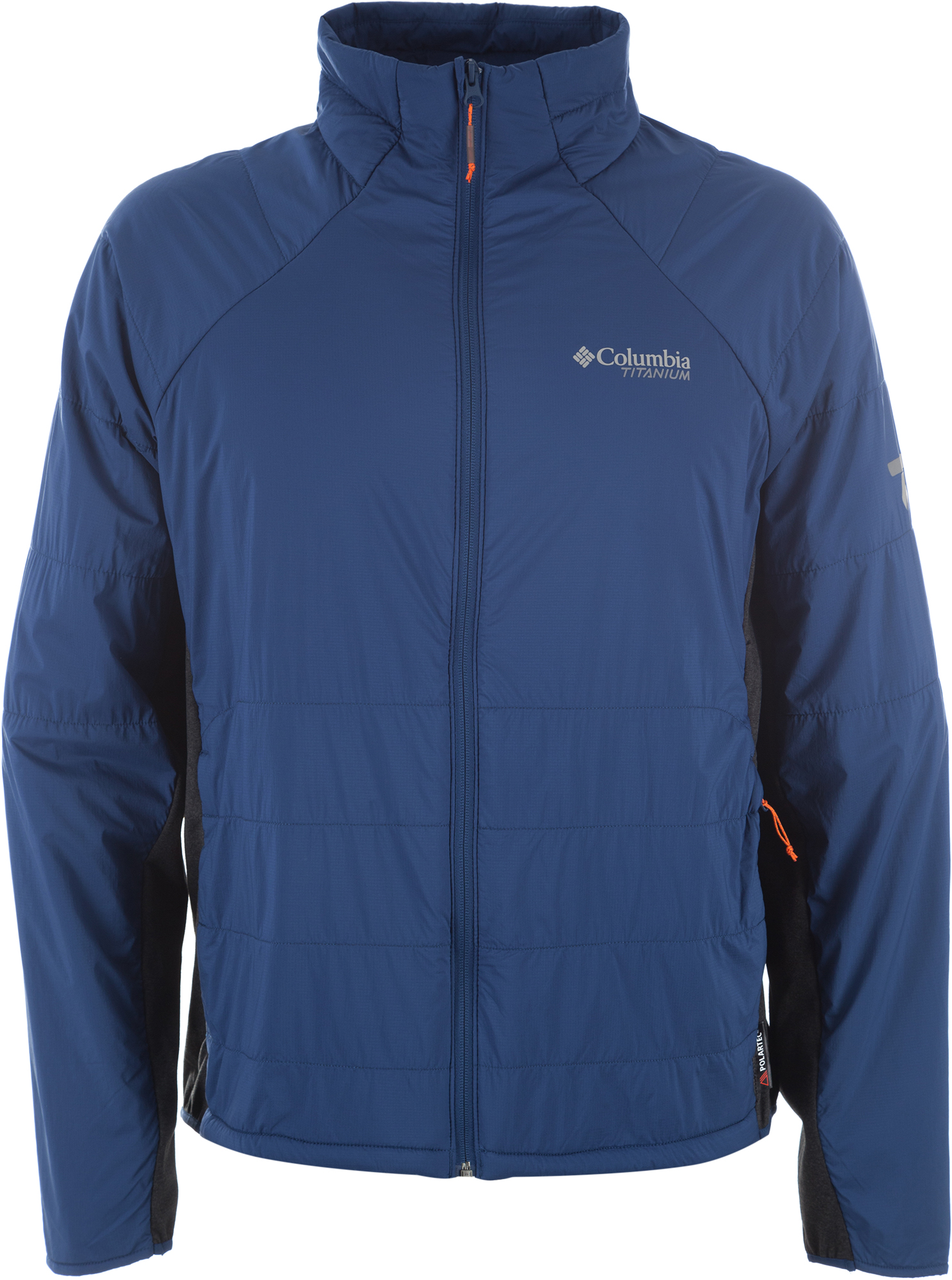 Columbia Куртка утепленная мужская Columbia Alpine Traverse, размер 46-48 columbia куртка 3 в 1 мужская columbia whirlibird размер 48 50