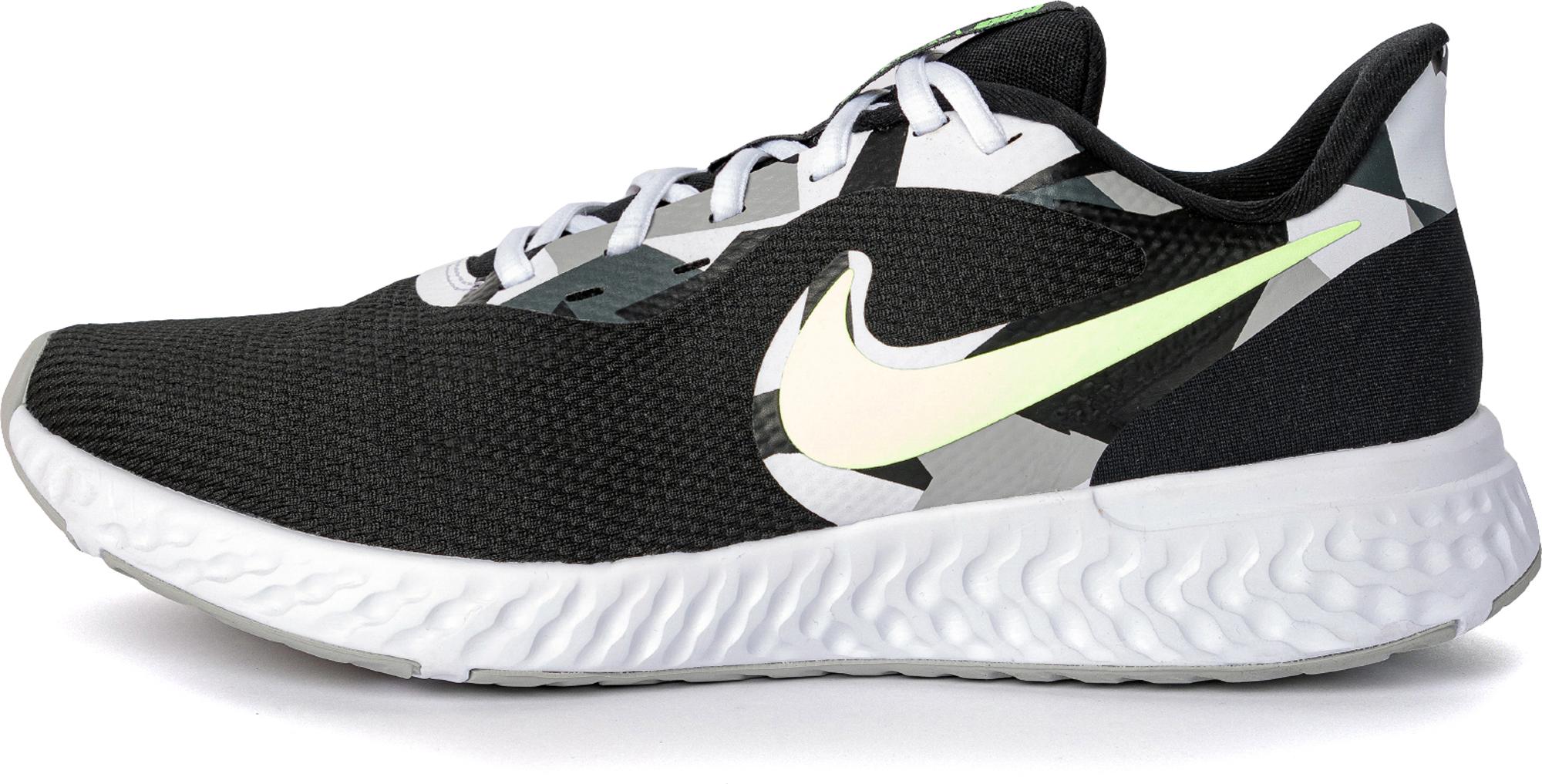 Nike Кроссовки мужские Nike Revolution 5, размер 39.5 кроссовки для девочки ташики anatomic comfort цвет черный 017114 490 размер 30 31 5