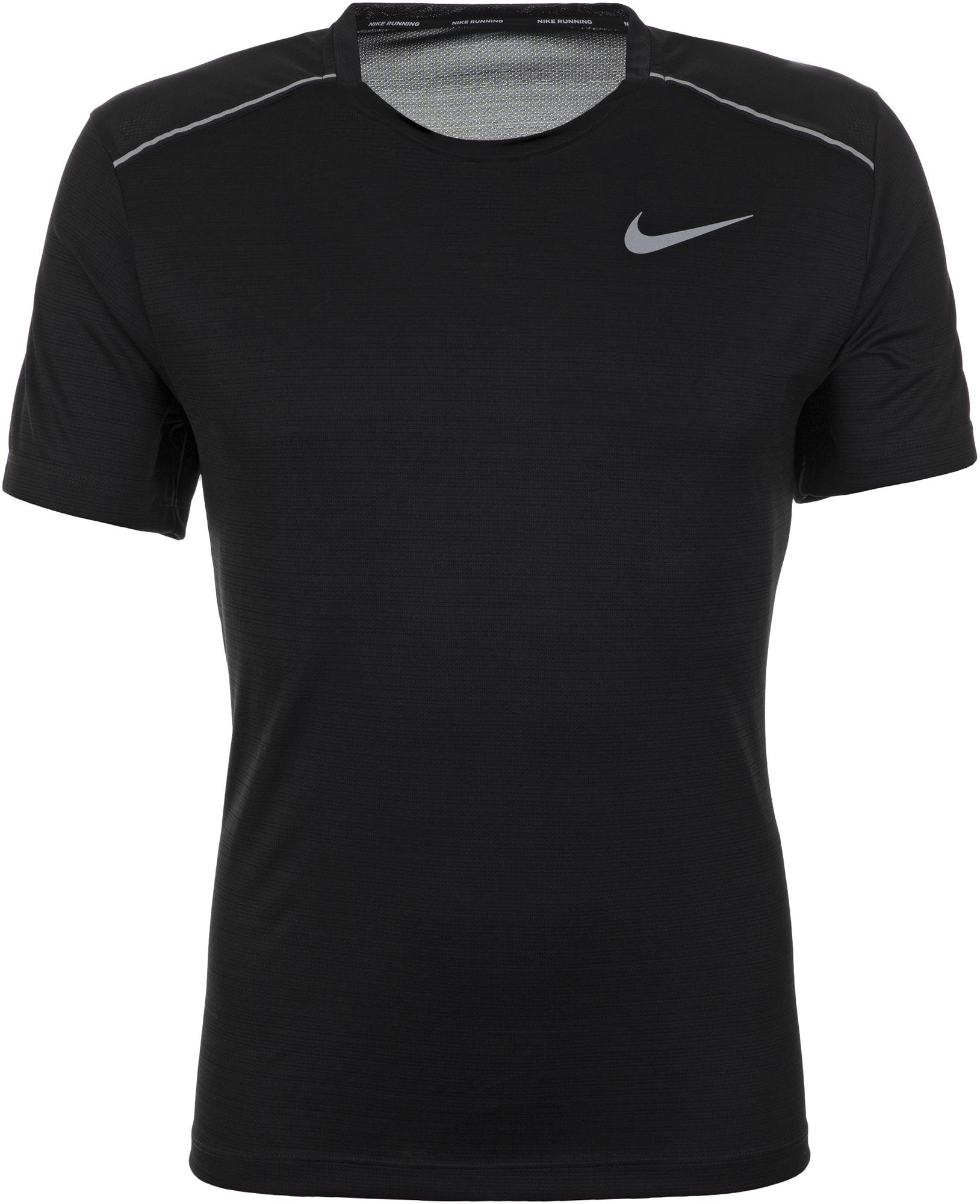 Nike Футболка мужская Dri-FIT Miler, размер 52-54