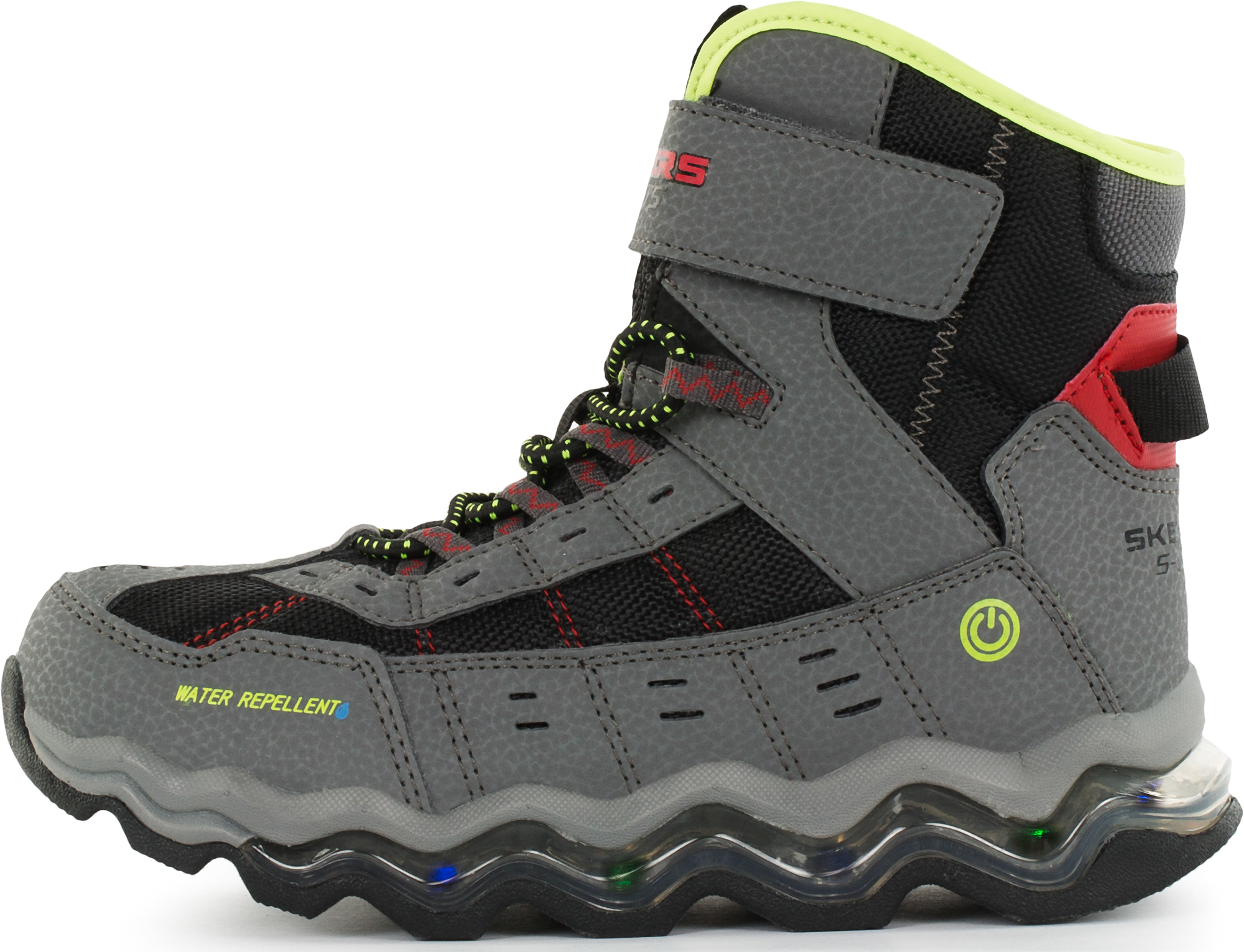 Skechers Ботинки утепленные для мальчиков Skechers Turbowave-Polar Rush, размер 27
