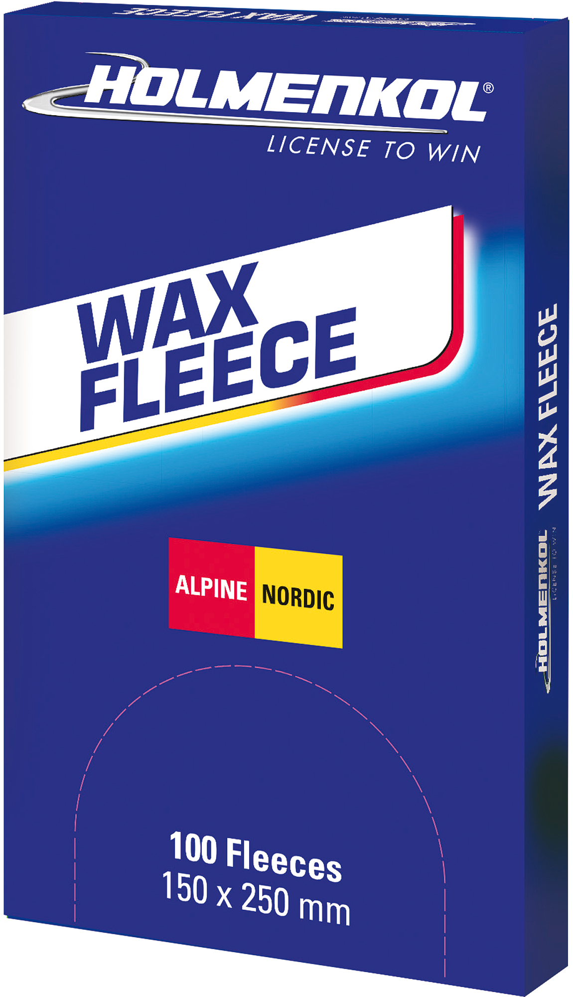 HOLMENKOL Фиберлен HOLMENKOL Wax Fleece, размер Без размера holmenkol накатка holmenkol cross structure tool nordic размер без размера