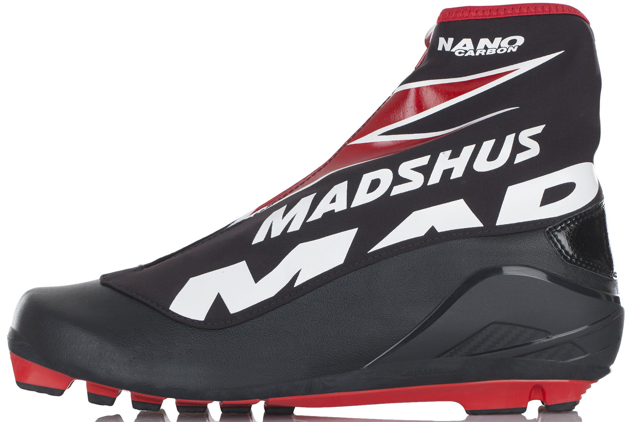 Madshus Ботинки для беговых лыж Madshus Nano Carbon Classic madshus палки для беговых лыж madshus activesonic