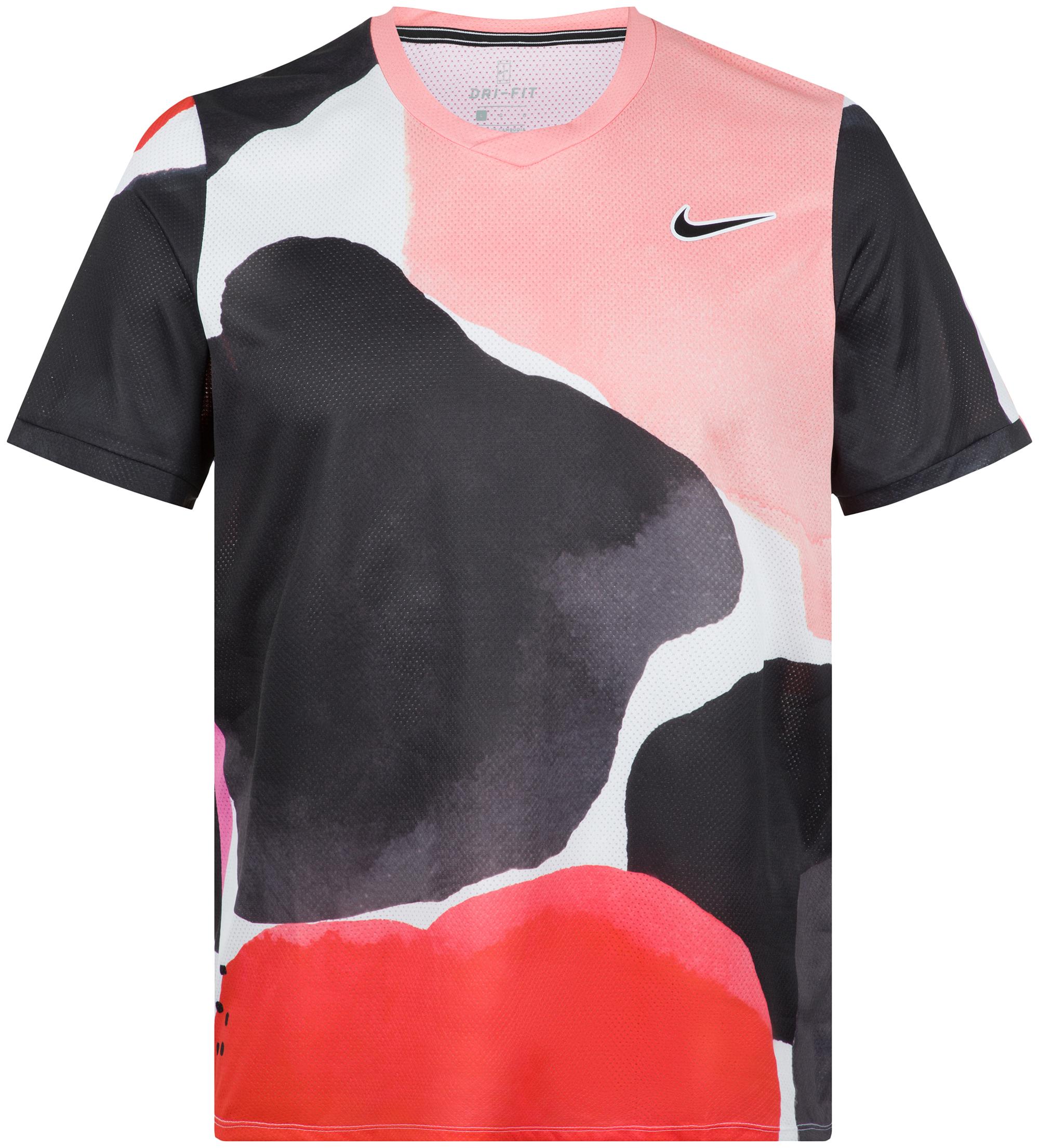 Nike Футболка мужская Nike Court Challenger, размер 52-54 все цены