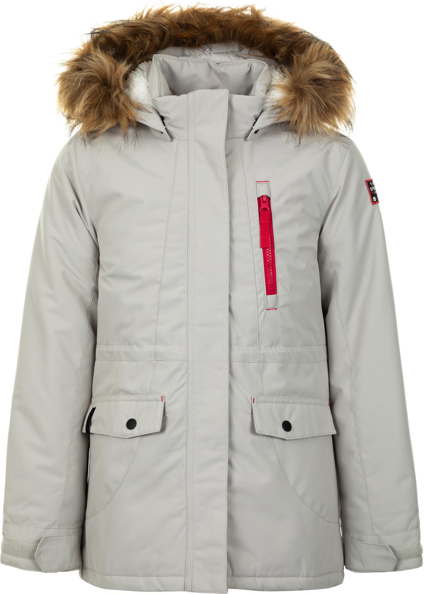 Luhta Куртка утепленная для девочек Karin, размер 164
