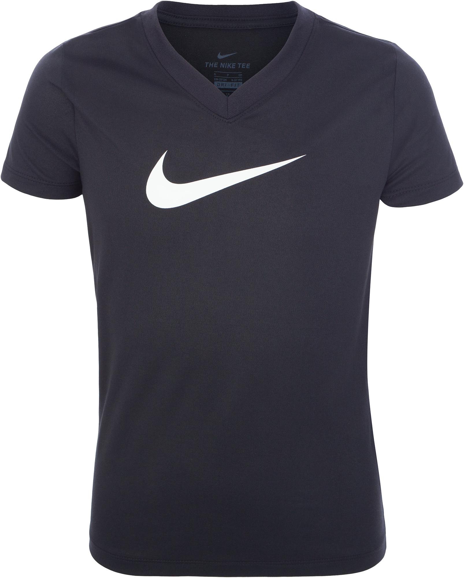 Nike Футболка для девочек Nike Dri-FIT, размер 156-164