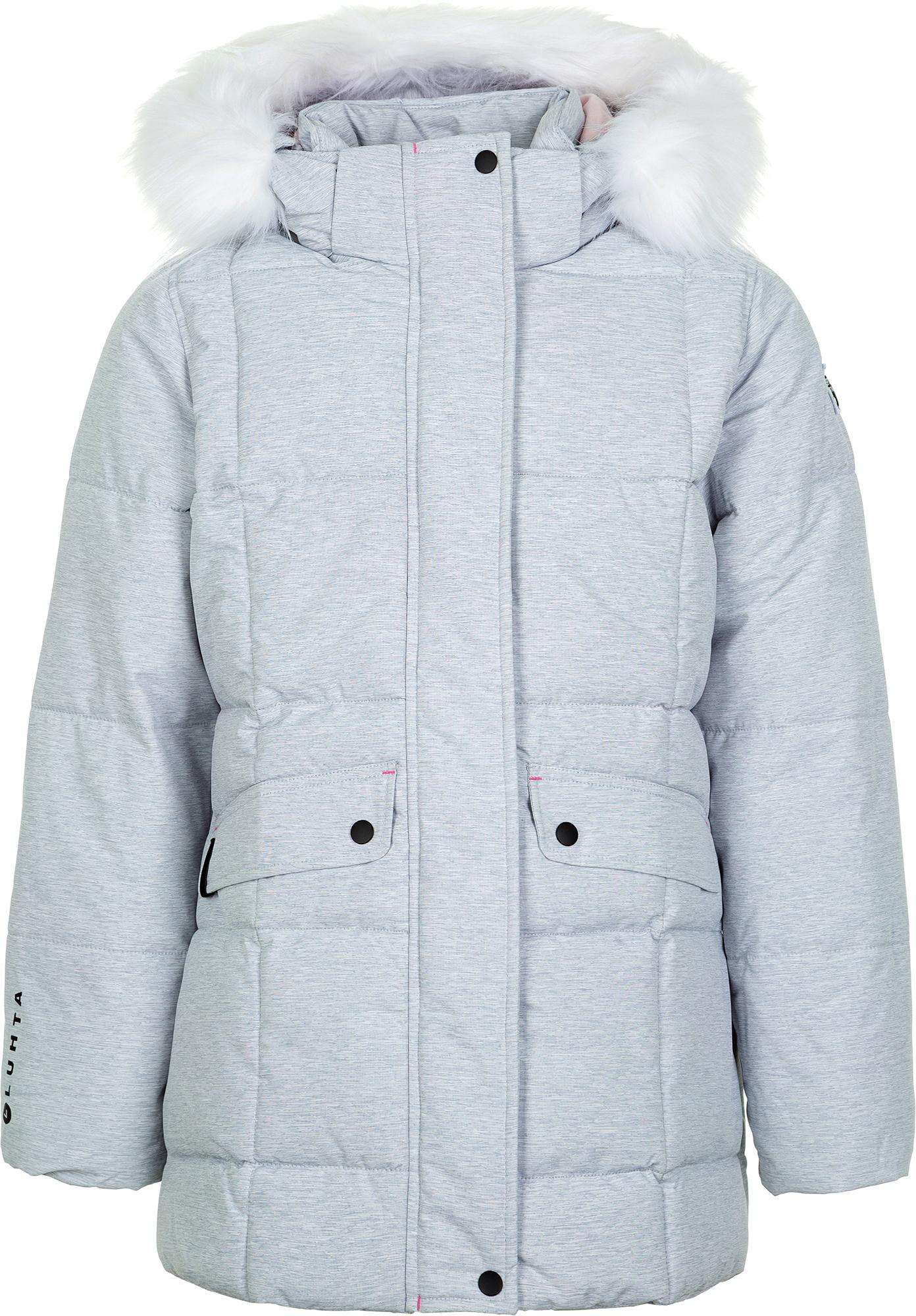 Luhta Куртка утепленная для девочек Luhta Lepola, размер 164 luhta куртка утепленная женская luhta petre размер 52