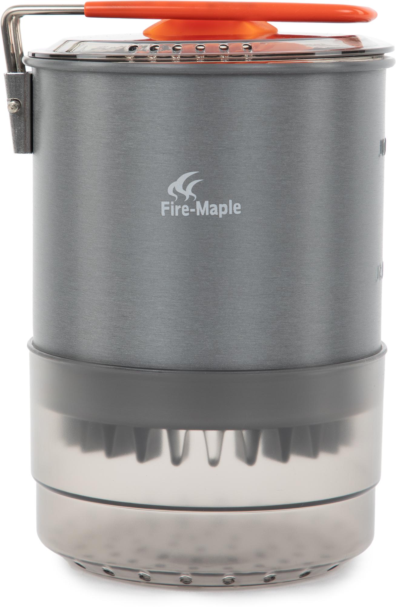 Fire-Maple Котел анодированный Fire-Maple ISLAND набор посуды fire maple fire maple титановой horizon 1