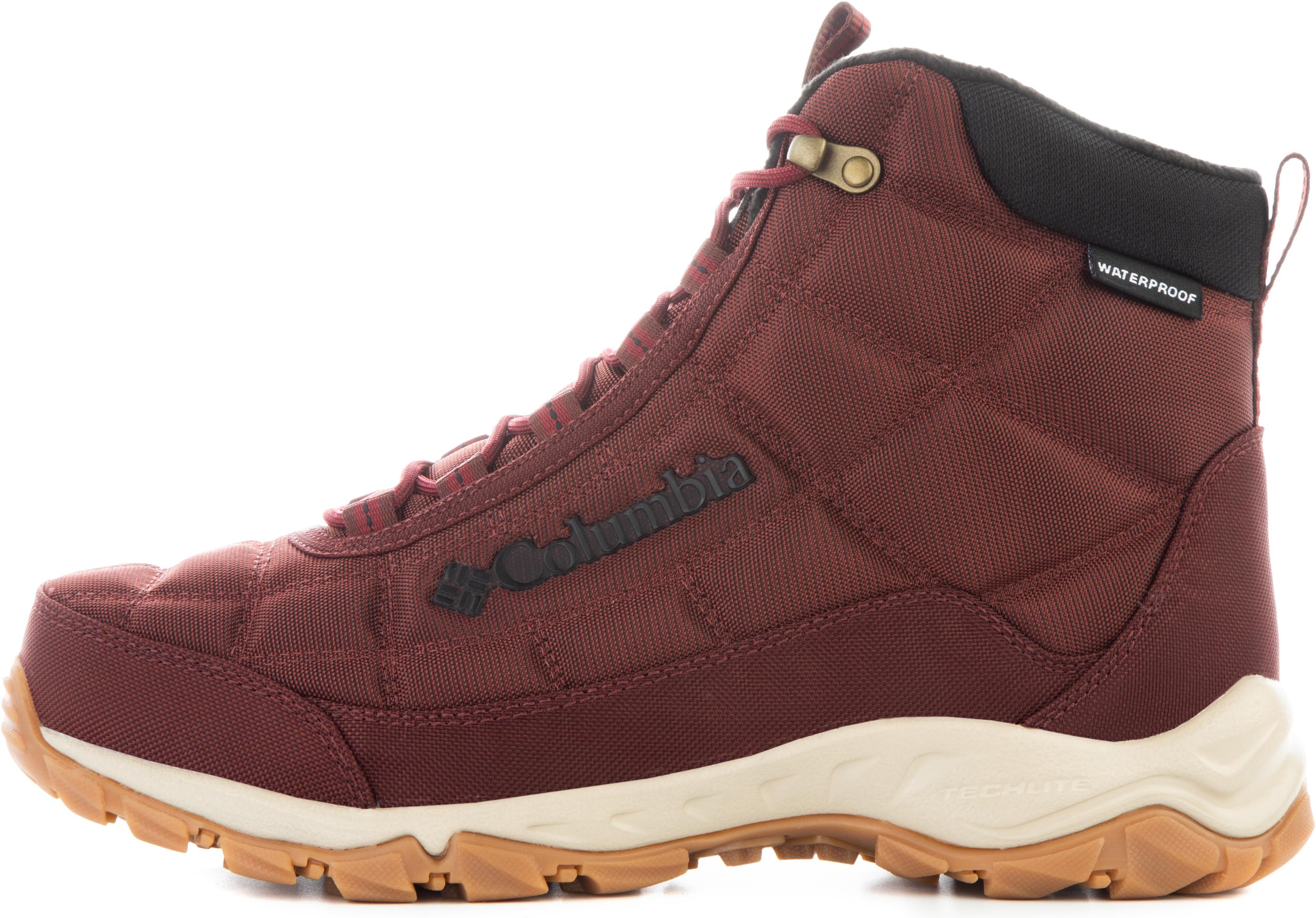 Columbia Ботинки утепленные мужские Firecamp, размер 45