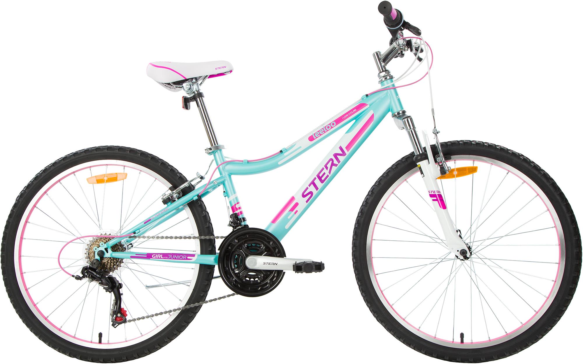 цена на Stern Велосипед подростковый женский Stern Leeloo 1.0 24
