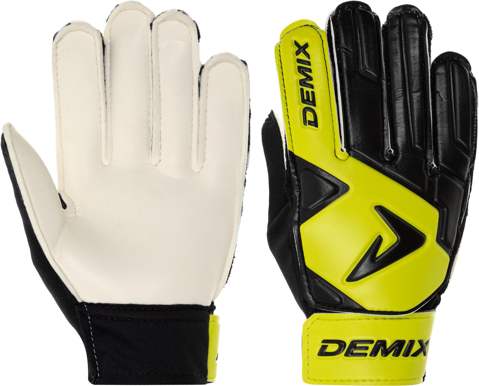 цены Demix Перчатки вратарские детские Demix, размер 7