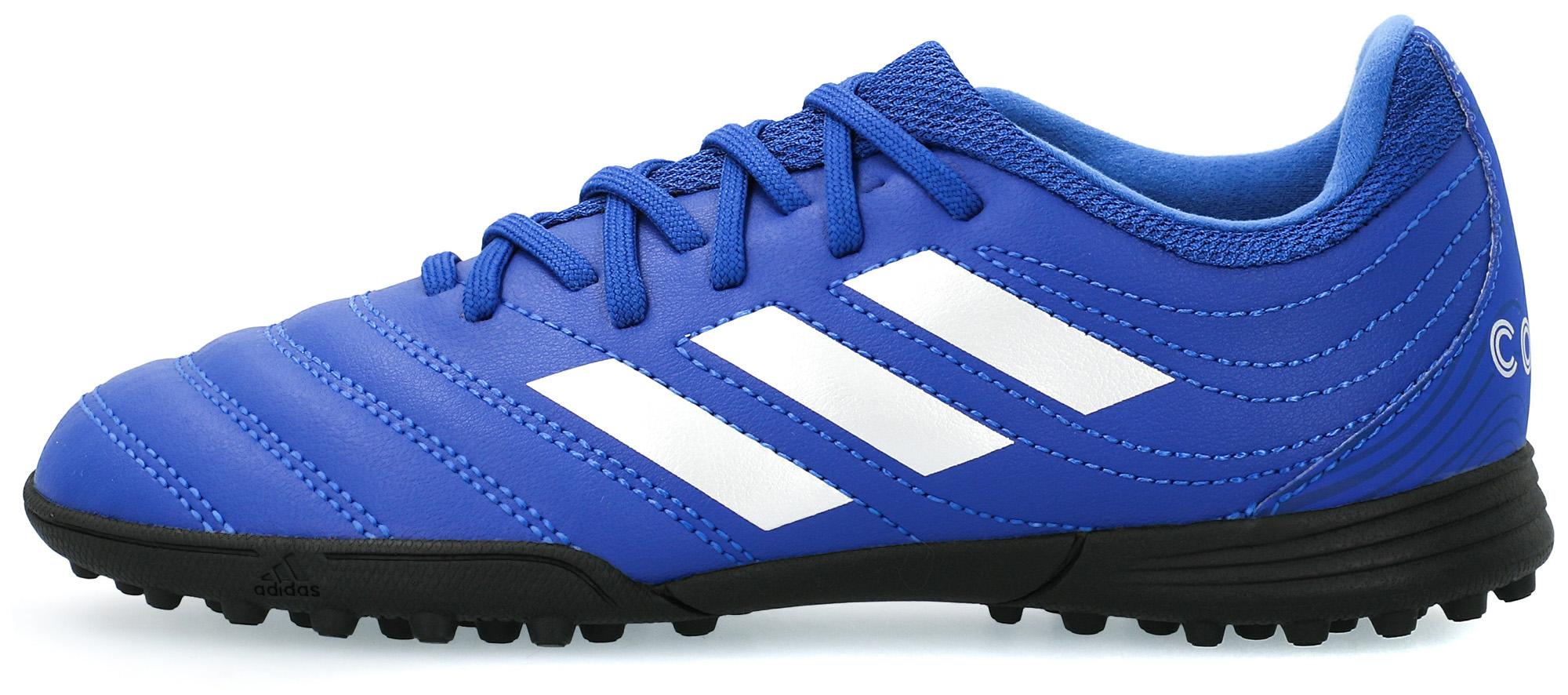 Бутсы для мальчиков adidas Copa 20.3 TF J, размер 35.5 adidas бутсы для мальчиков adidas copa 20 3 fg j размер 37