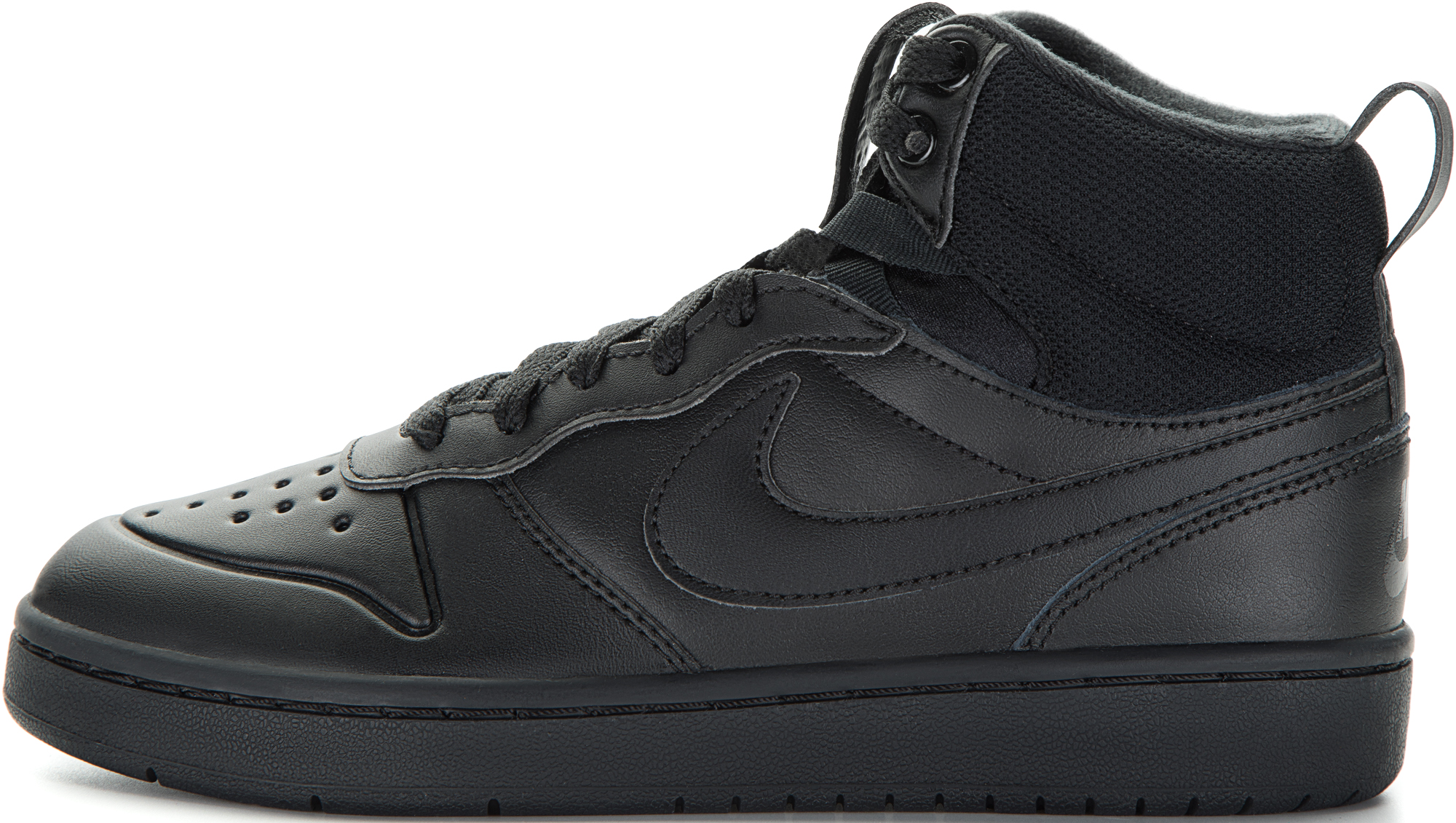 Nike Кеды детские Nike Court Borough Mid 2 Boot, размер 29 кеды nike кеды nike court borough mid td