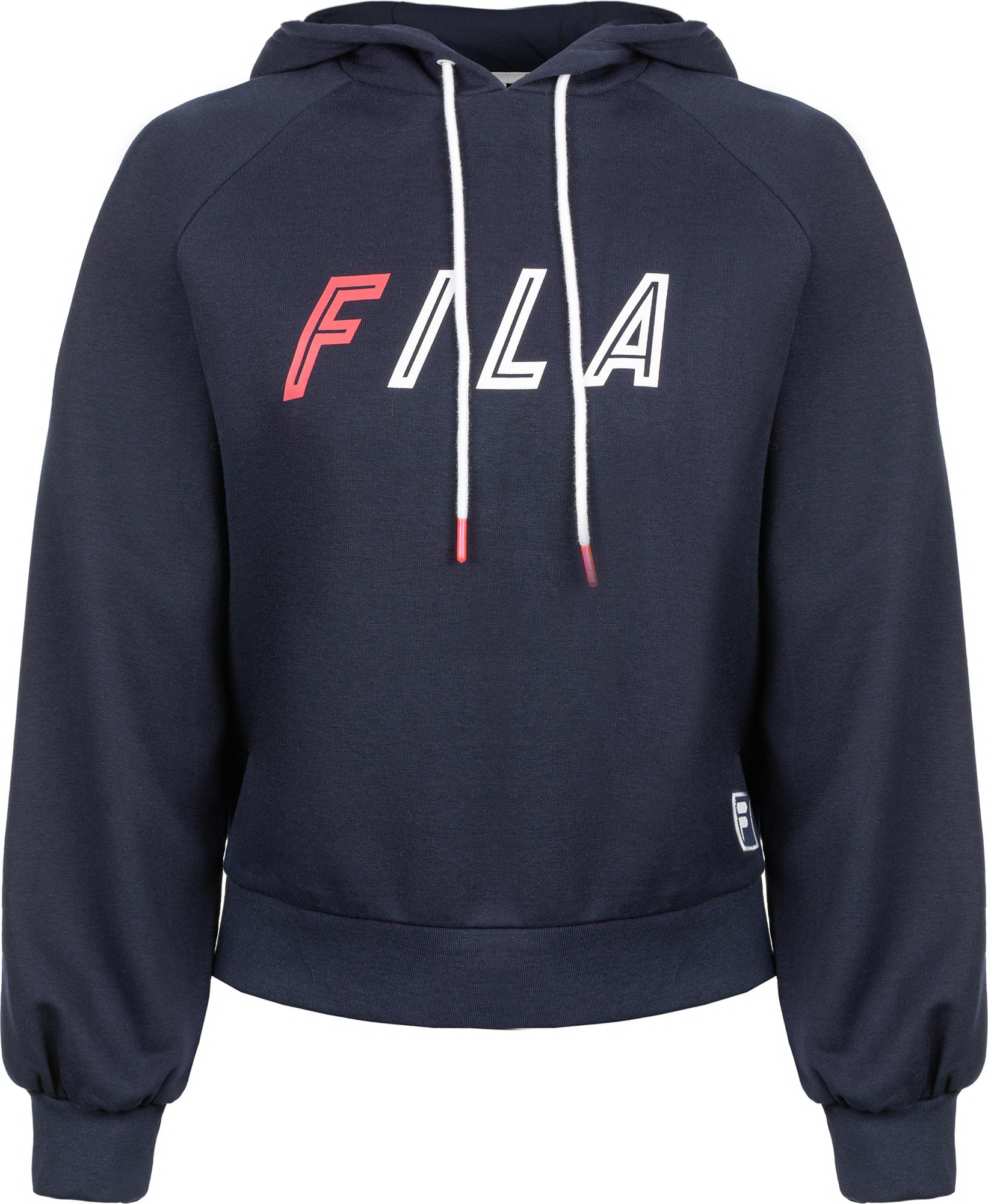 худи fila girl s jumper Fila Худи женская Fila, размер 42