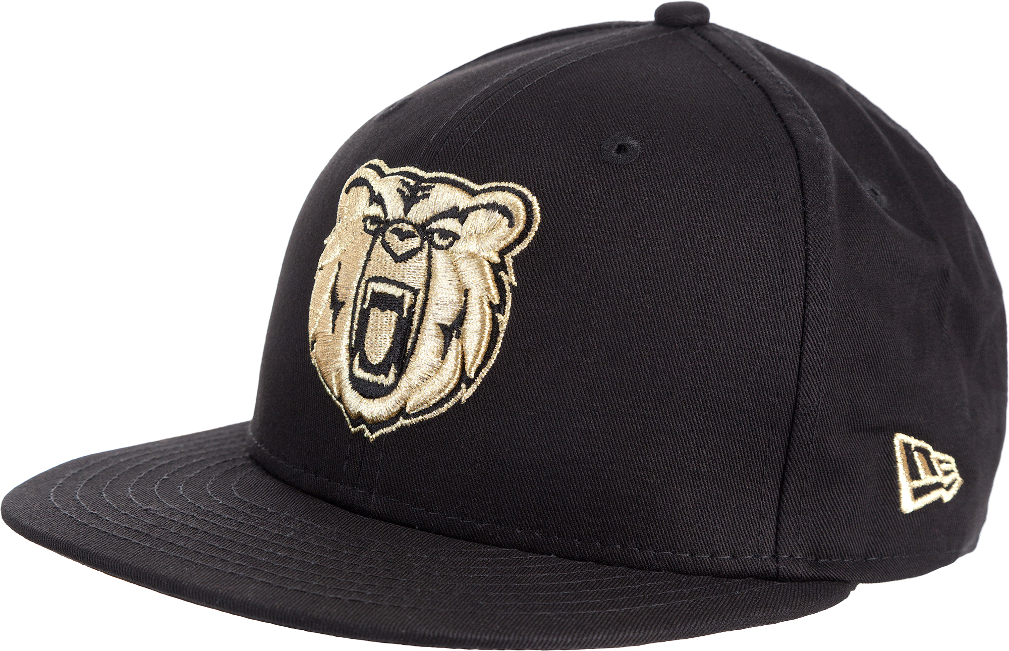 New Era Бейсболка New Era 9Fifty Gold Bear, размер 57-60