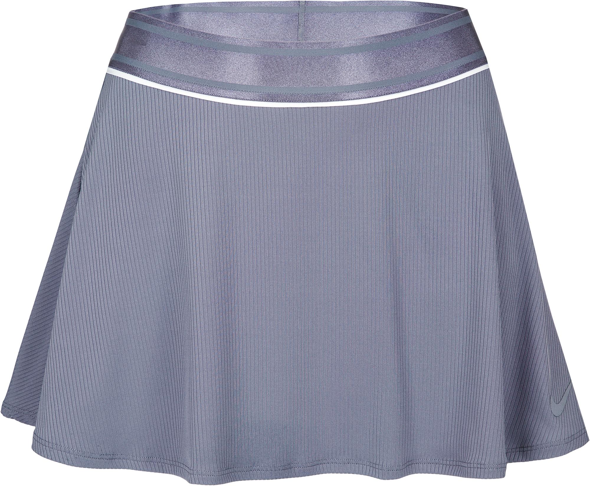 Nike Юбка-шорты женская Nike Dry, размер 46-48 nike майка женская nike court slam