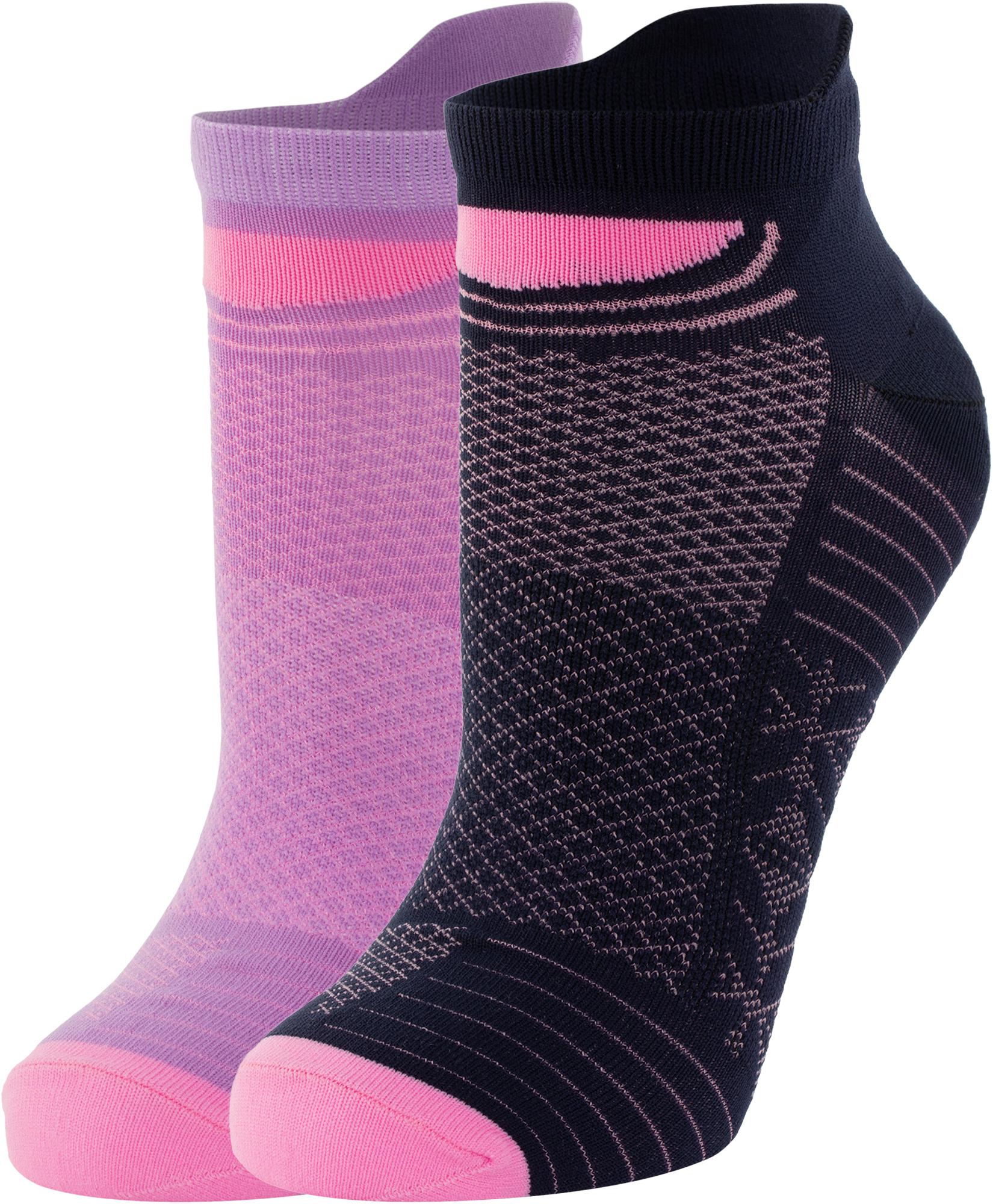 Demix Носки женские Demix, 2 пары, размер 39-42 носки женские griff резинка цвет меланж d4o1 размер 39 41