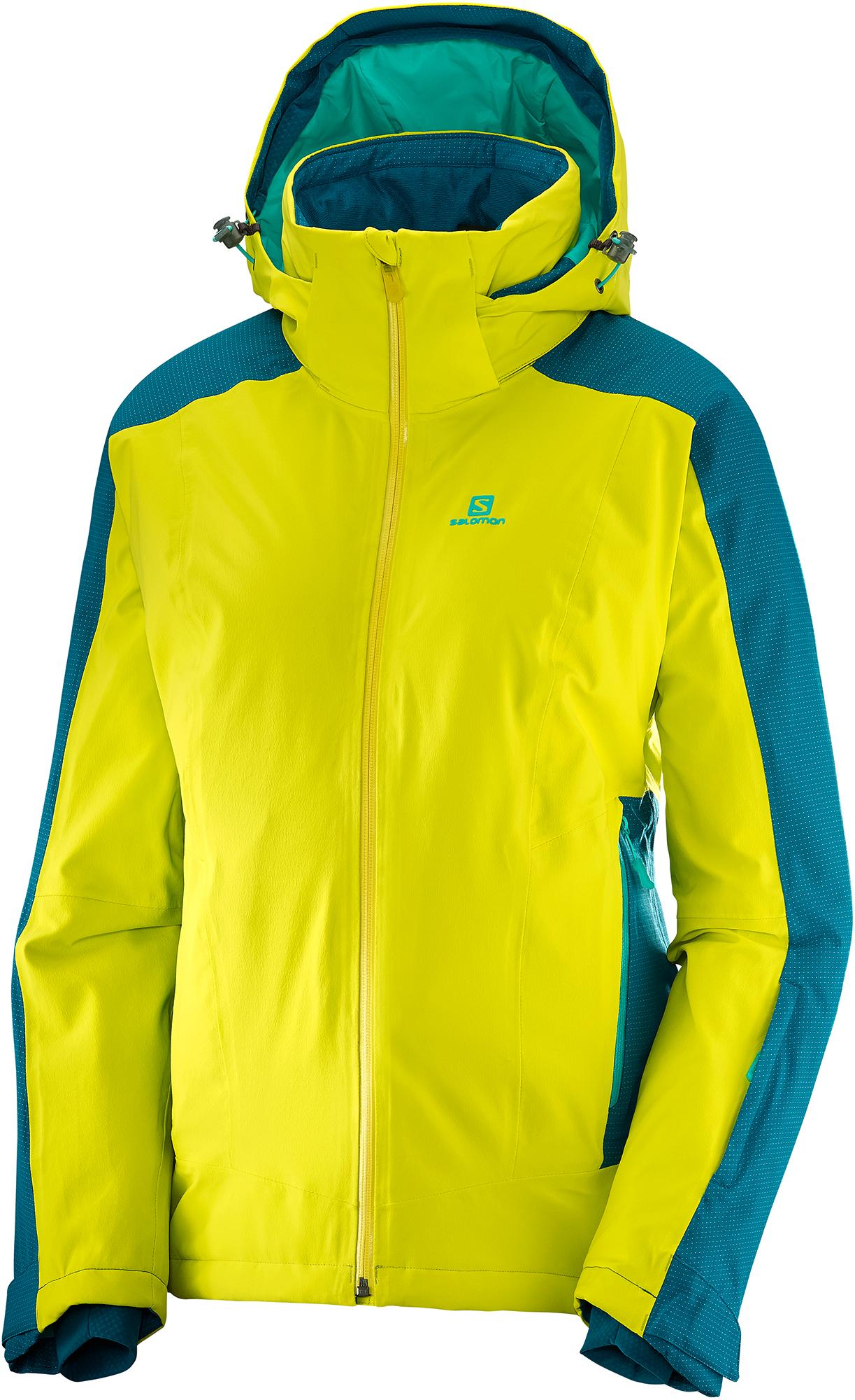 Salomon Куртка утепленная женская Salomon Brilliant, размер 54