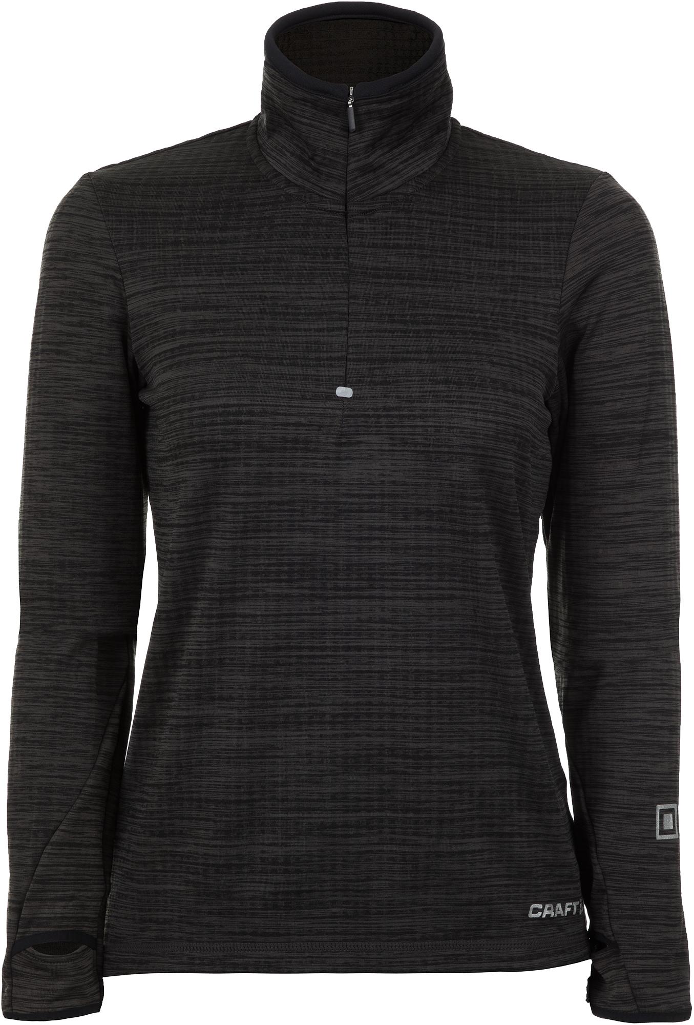 Craft Джемпер женский Grid Halfzip, размер 46-48