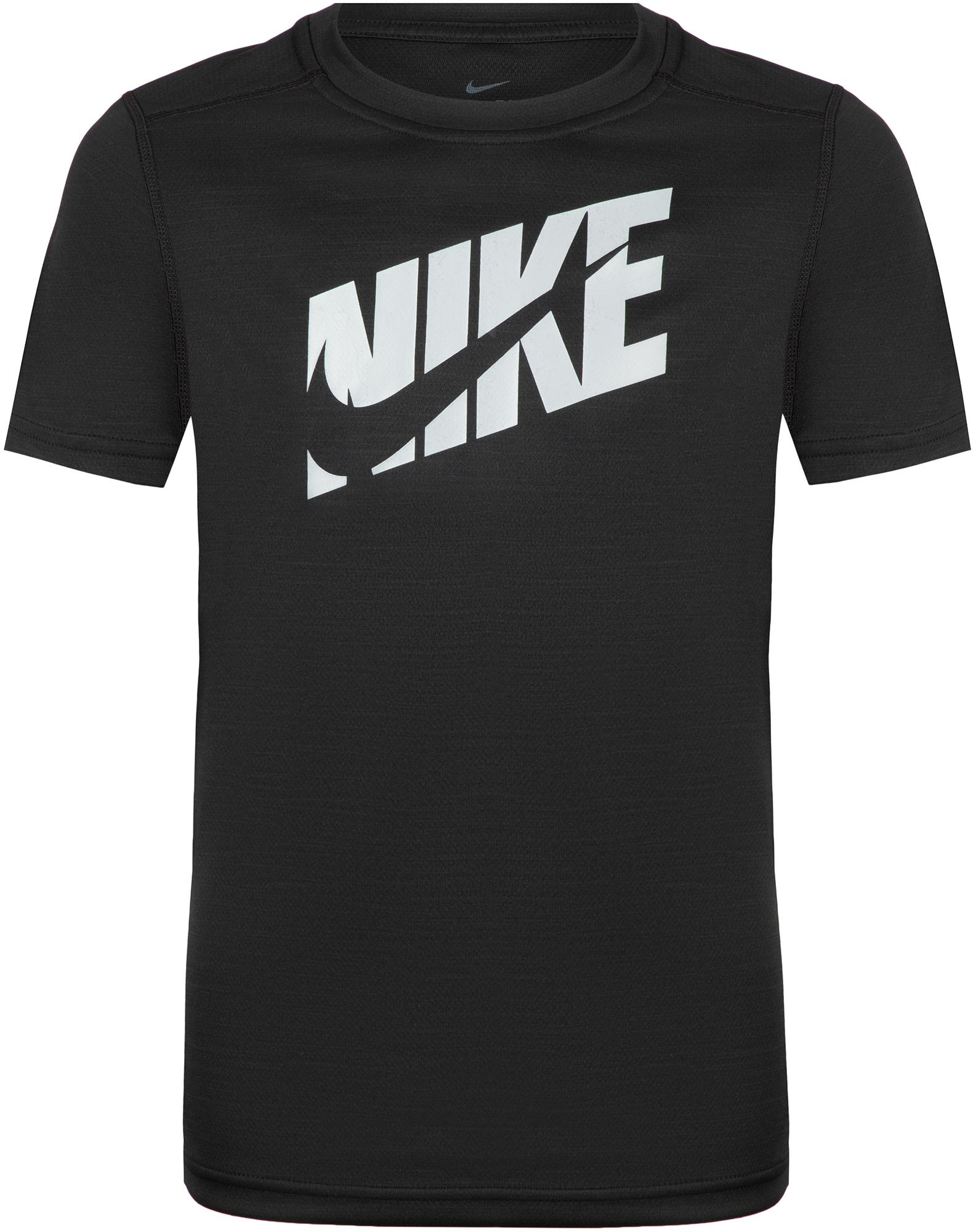 Nike Футболка для мальчиков Nike, размер 158-170 nike футболка для мальчиков nike geo basketball