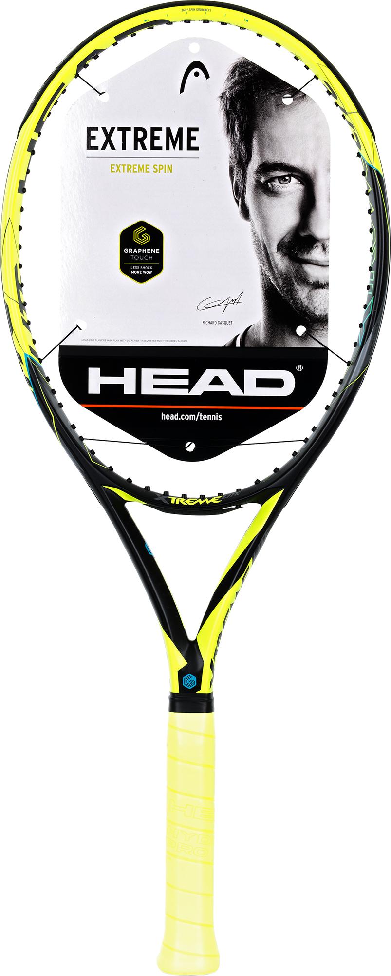 Head Ракетка для большого тенниса Head Graphene Touch Extreme Lite, размер 3 head ракетка для большого тенниса детская head novak 23 размер без размера