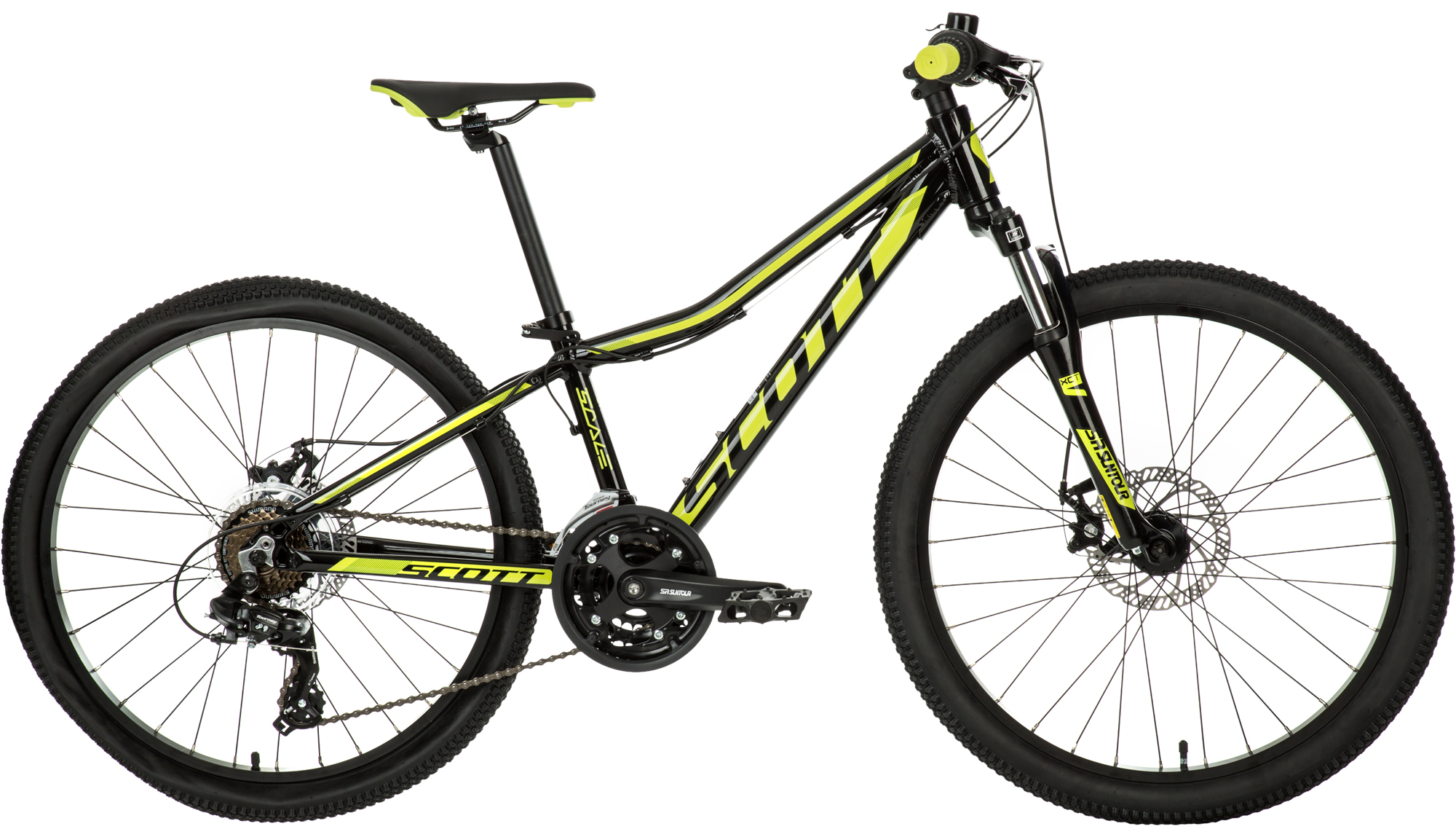 Scott Scott Scale JR 24 disc (2018)