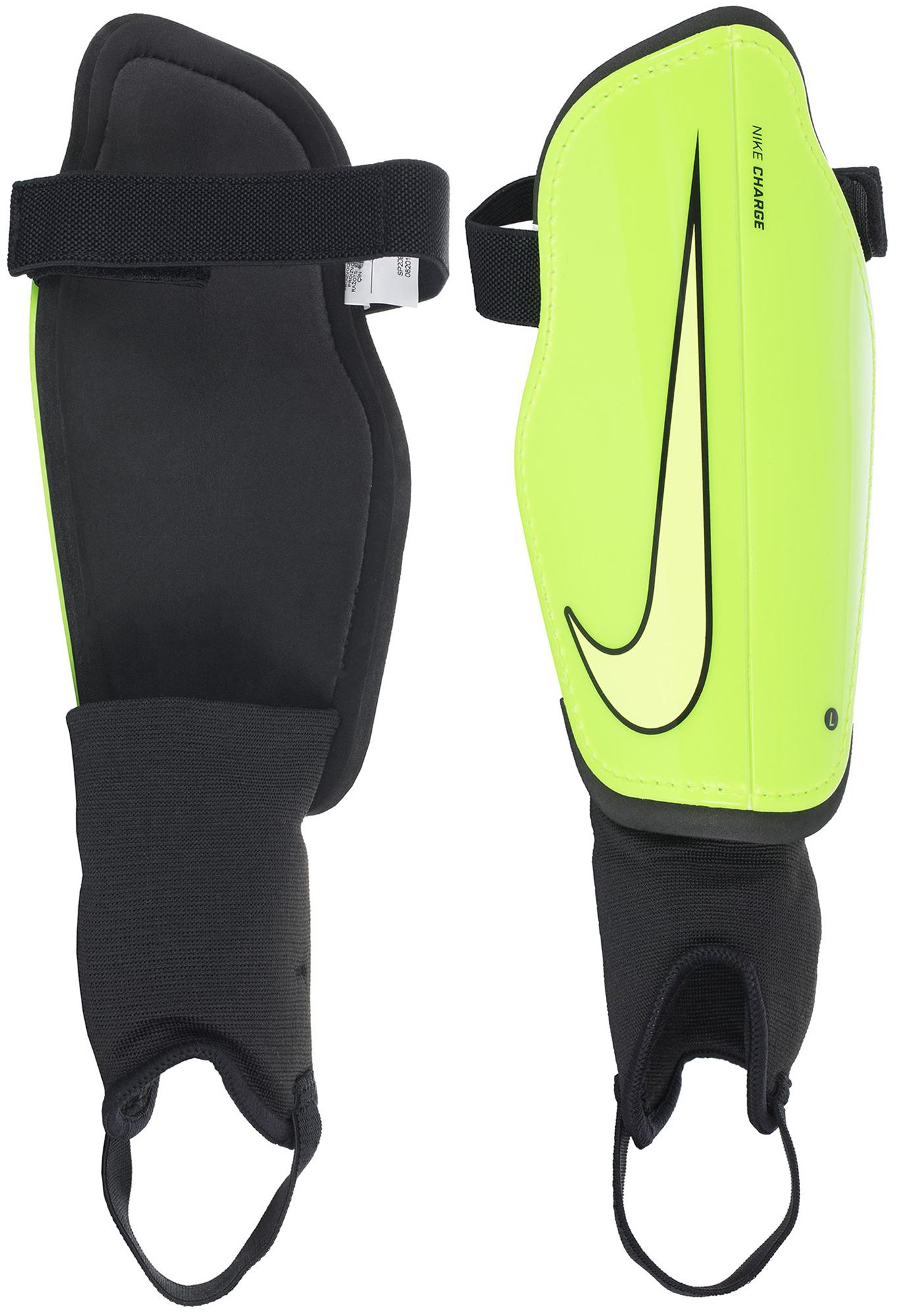 Nike Щитки футбольные Nike Charge 2.0