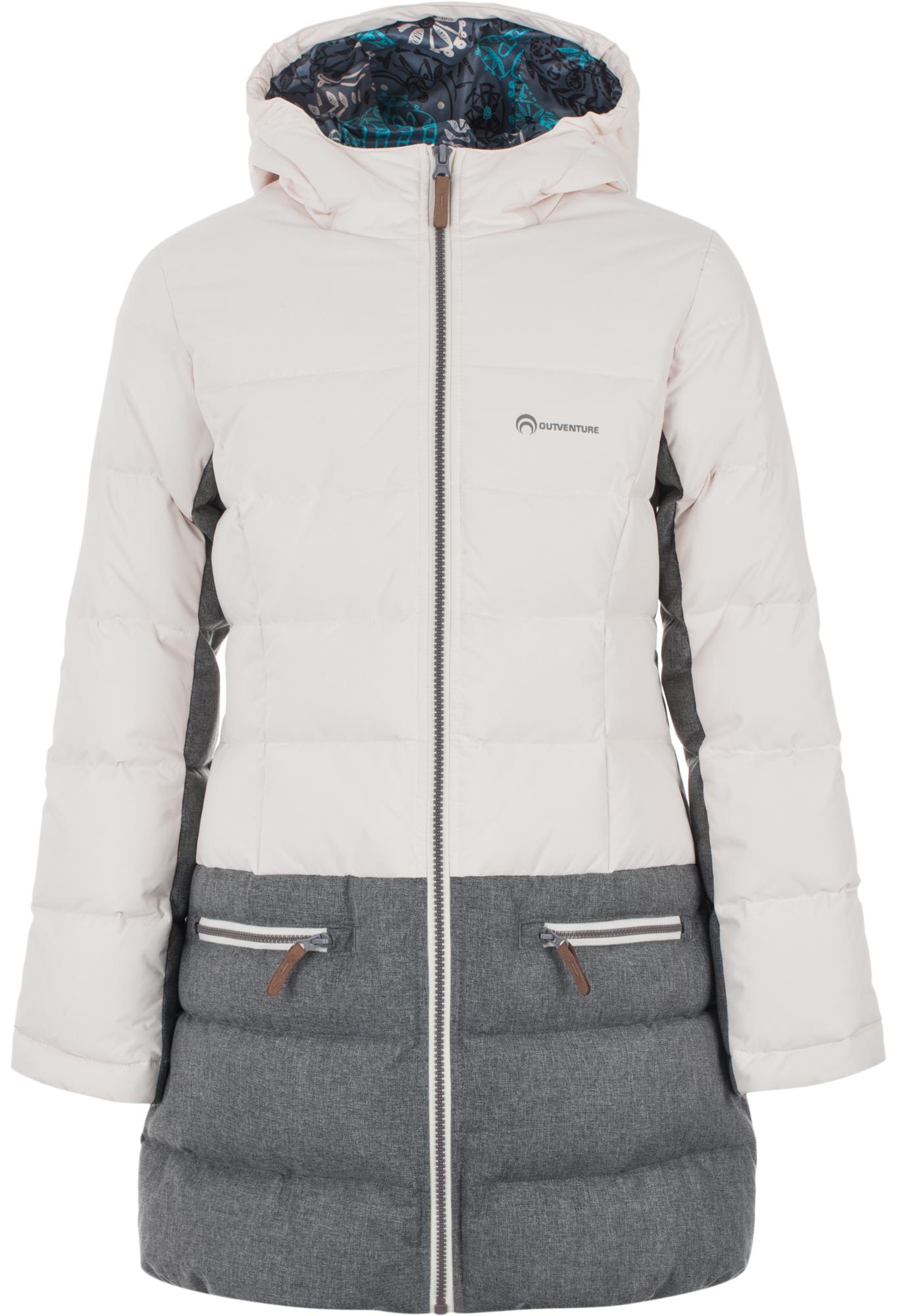 Outventure Куртка пуховая для девочек Outventure, размер 164