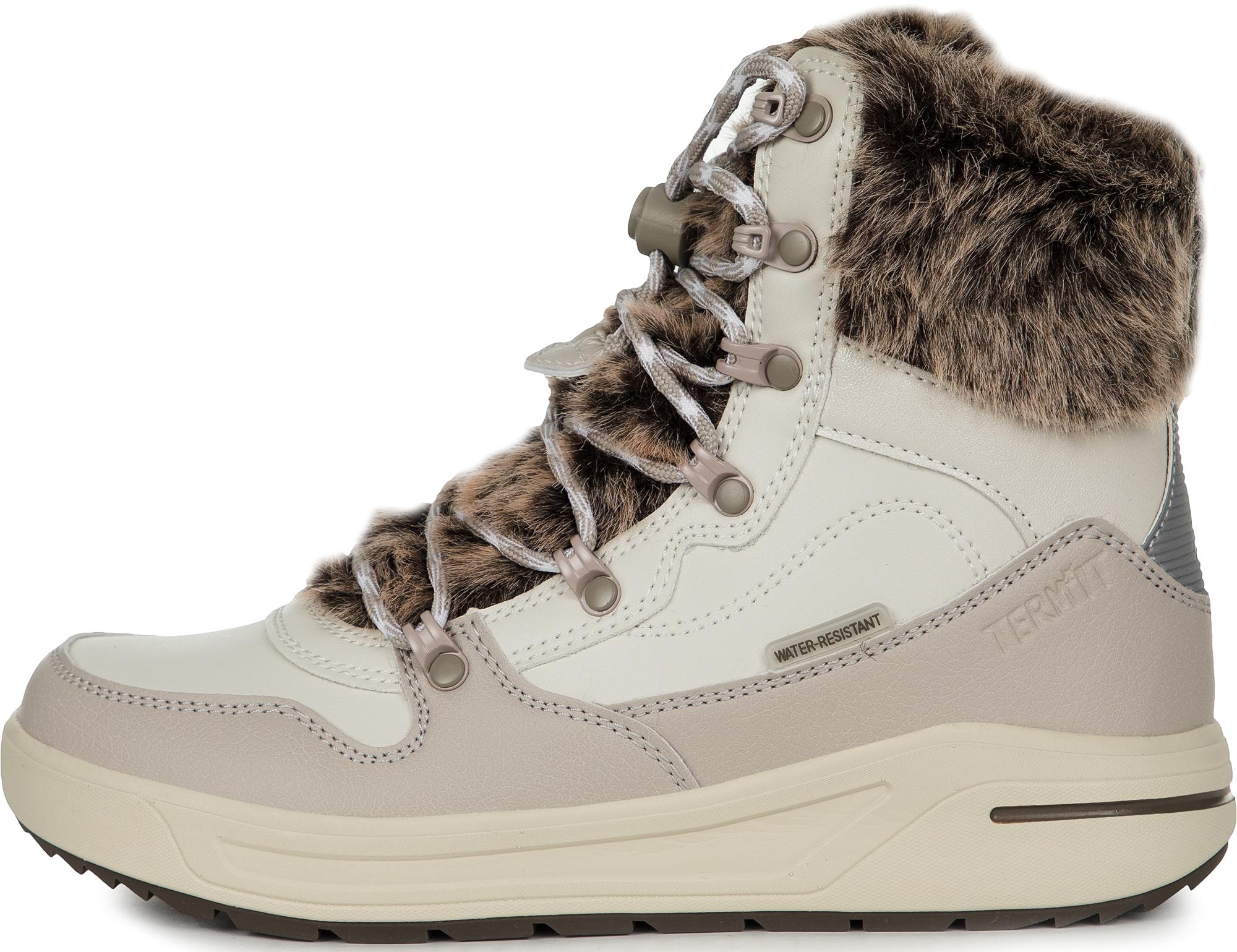Termit Ботинки утепленные для девочек Wooly, размер 38