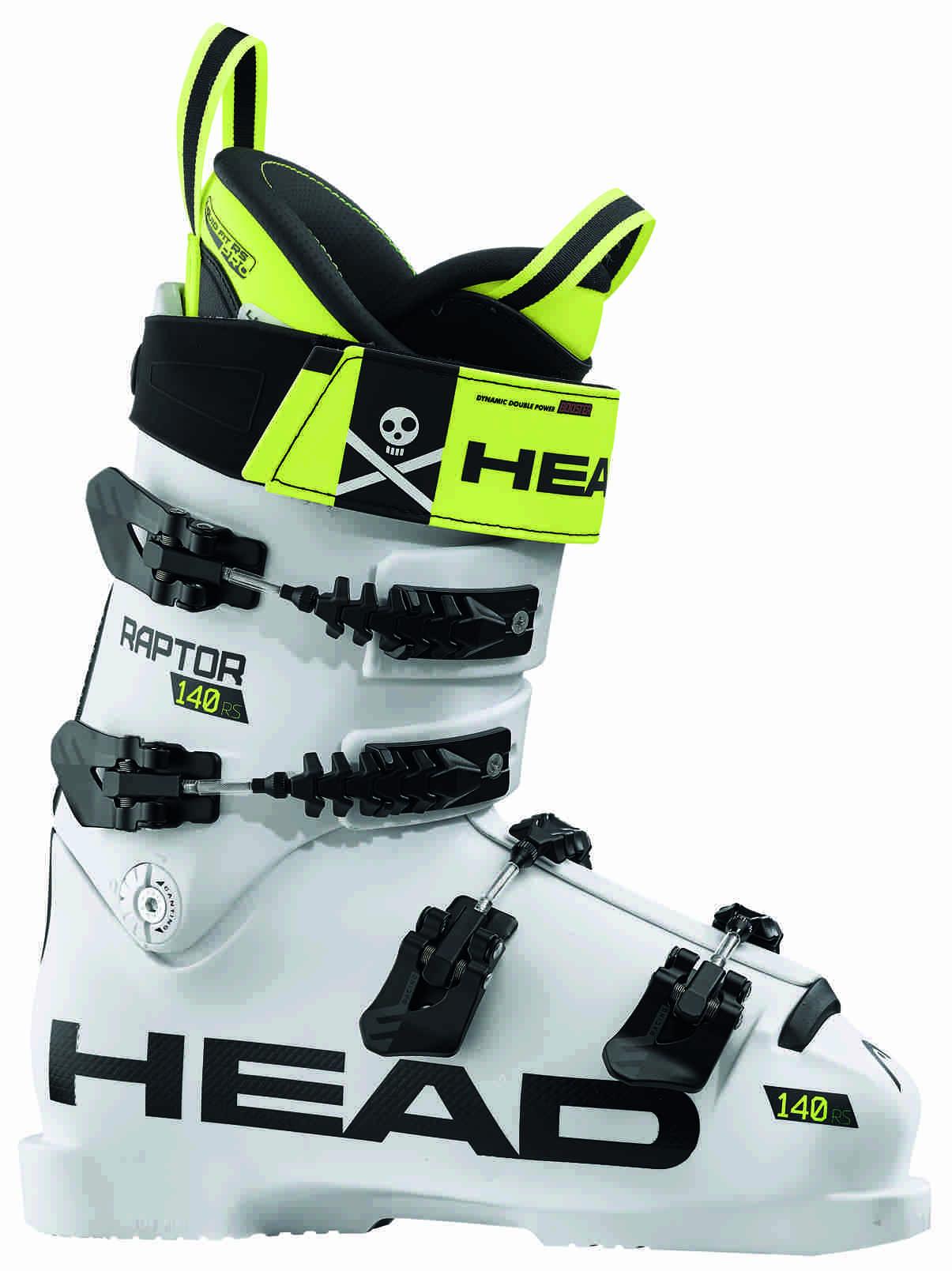 Head Ботинки горнолыжные RAPTOR 140S RS, размер 28,5 см