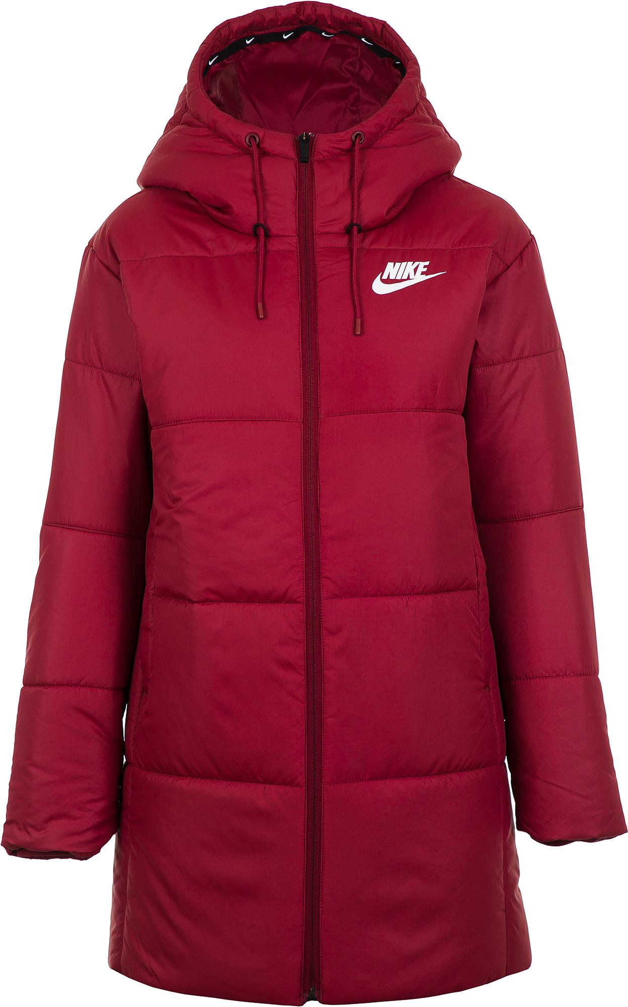 Nike Куртка утепленная женская Nike, размер 48-50 nike майка женская nike размер 48 50