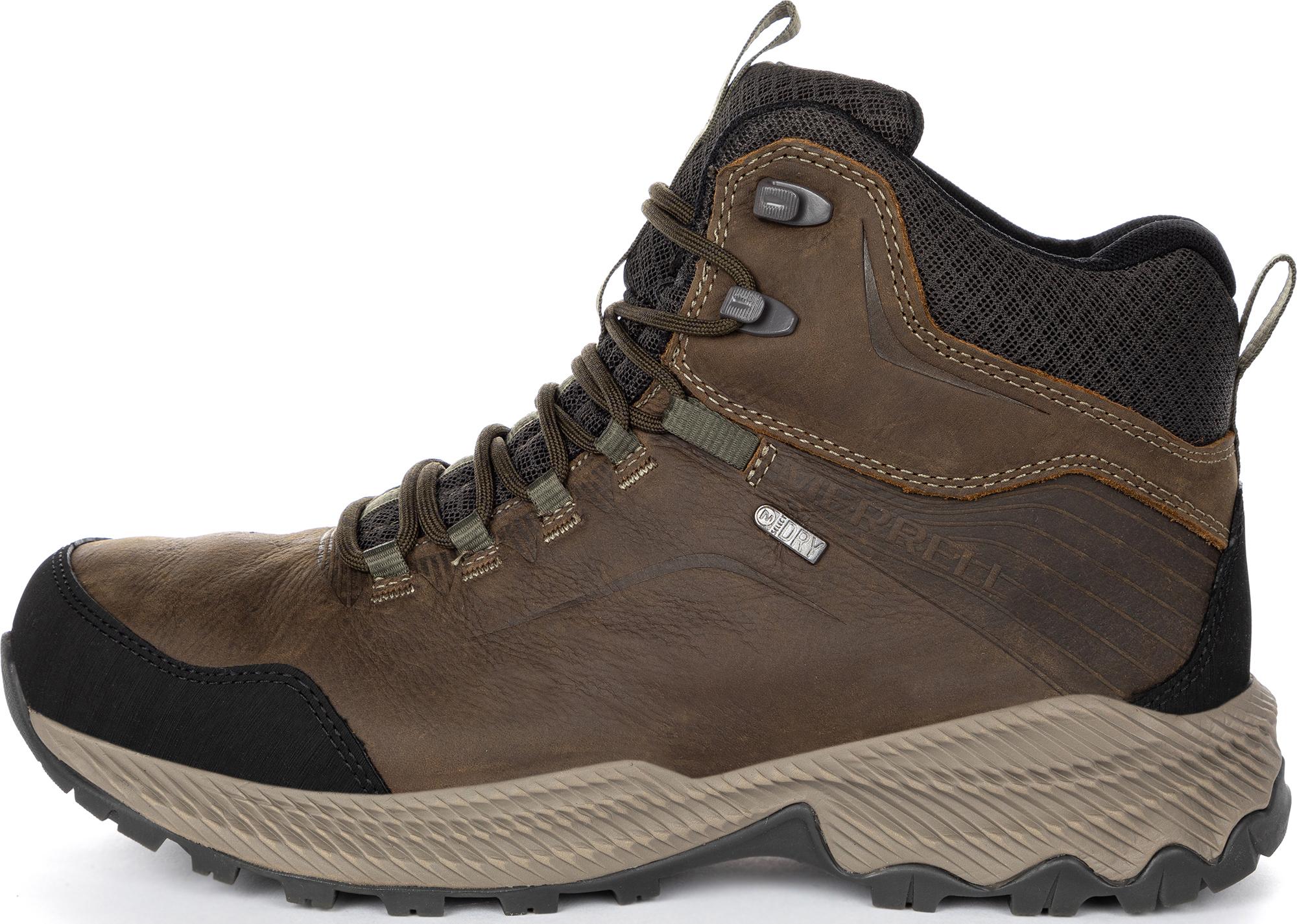 Merrell Ботинки мужские Forestbound WP, размер 46