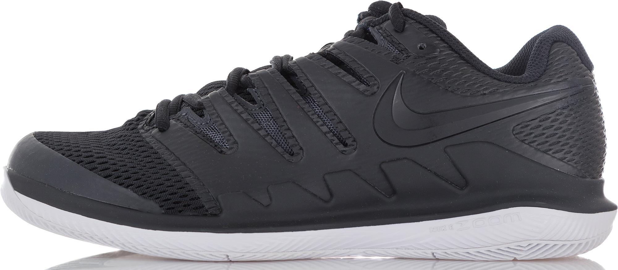Nike Кроссовки для мальчиков Nike Air Zoom Vapor X Hc, размер 38