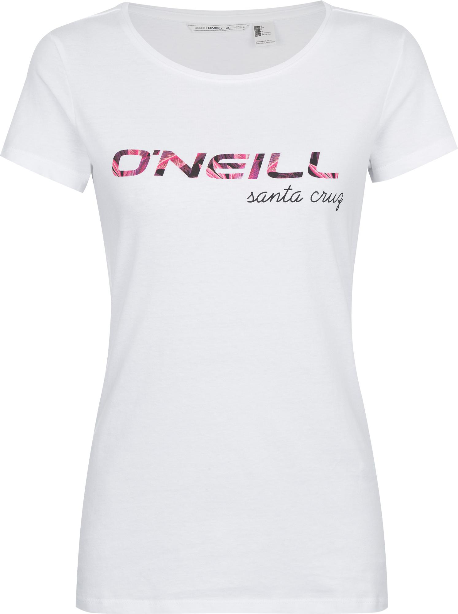 O'Neill Футболка женская O'Neill Sunshine Graphic, размер 44-46