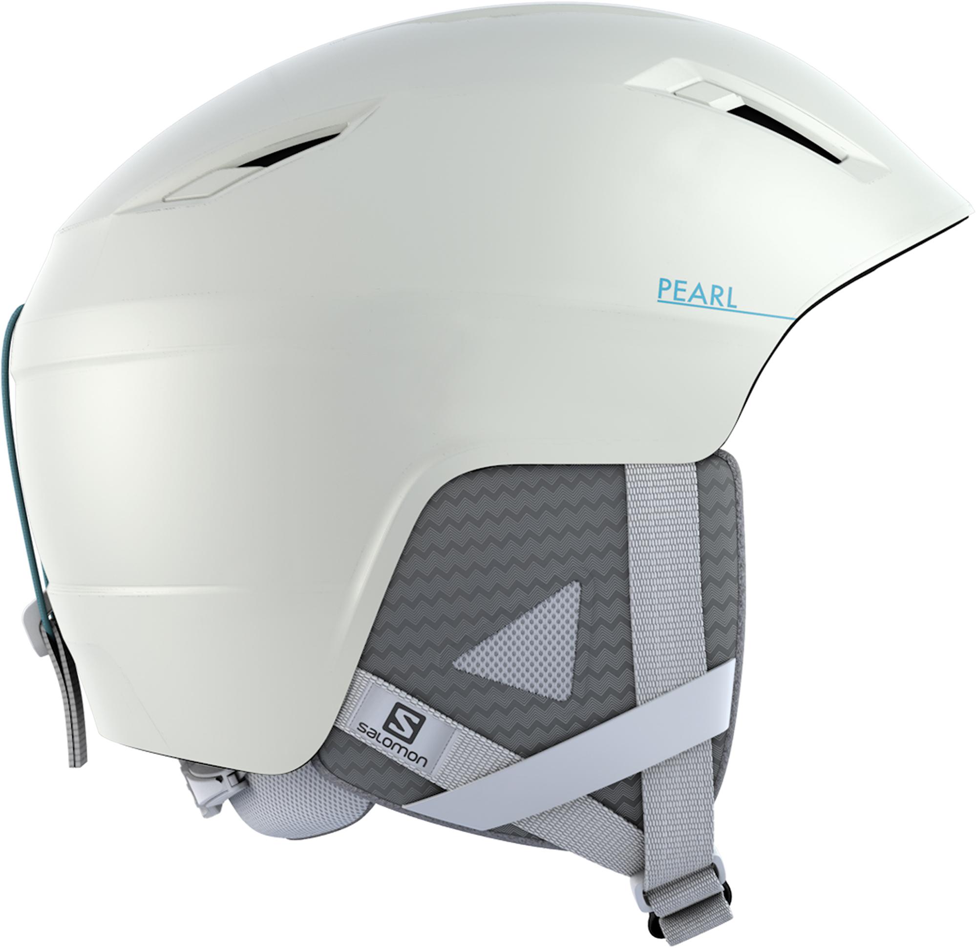 Salomon Шлем Salomon Pearl горнолыжный шлем salomon salomon allium custom air черный s 53 56