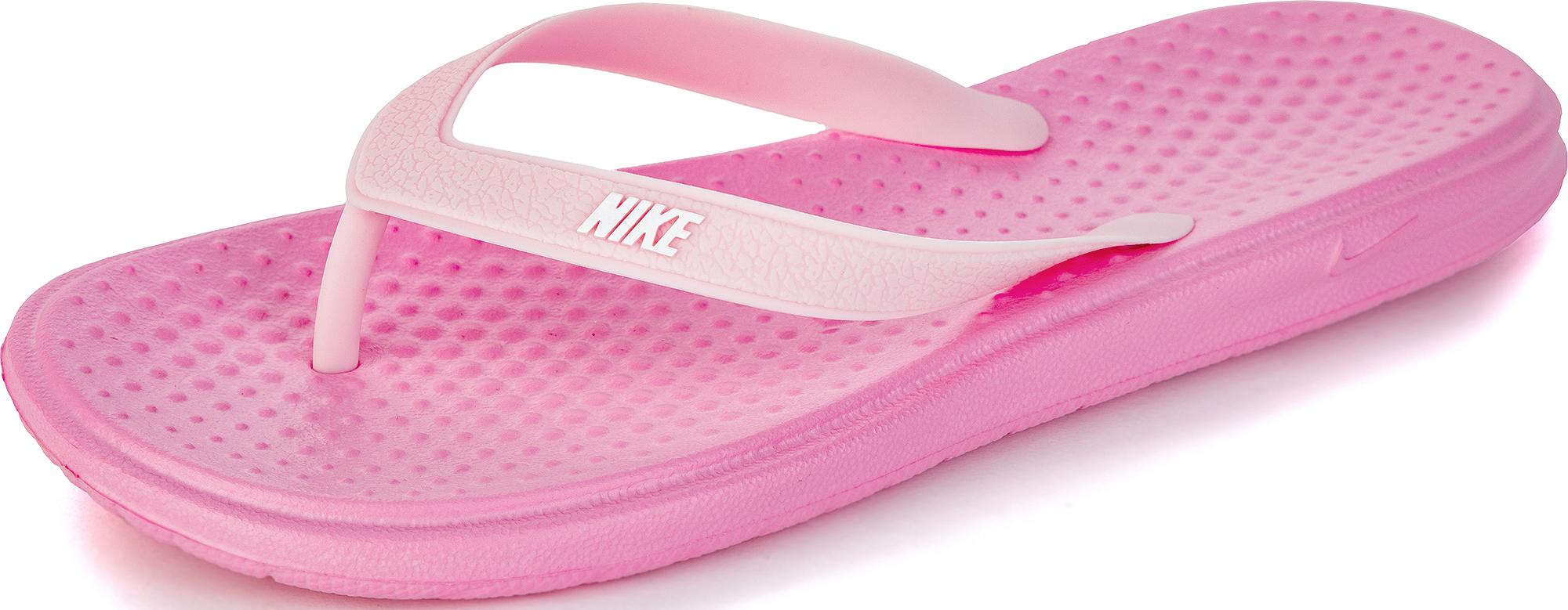 Nike Шлепанцы для девочек Nike Solay Thong, размер 39