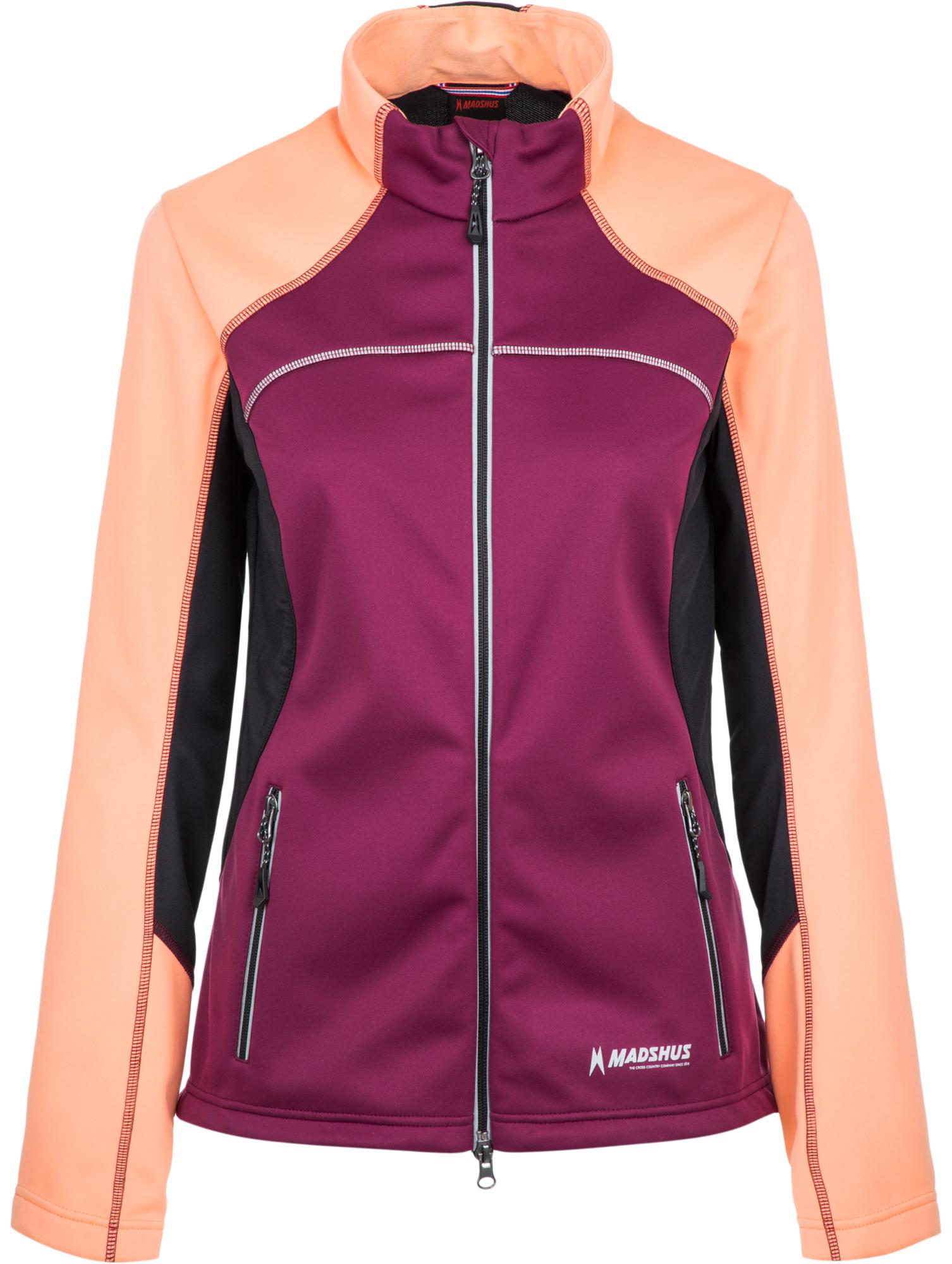 Madshus Куртка женская Madshus, размер 48 недорго, оригинальная цена